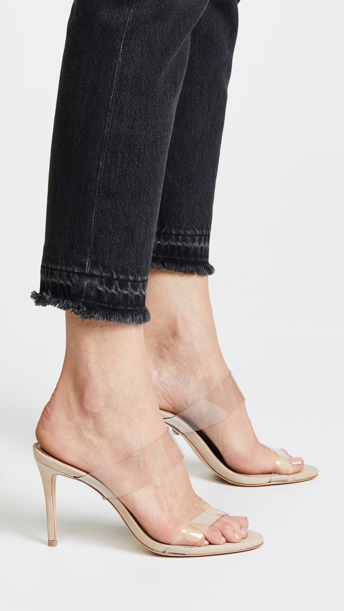 148c3580772f Lyst - Schutz Ariella Strappy Sandals