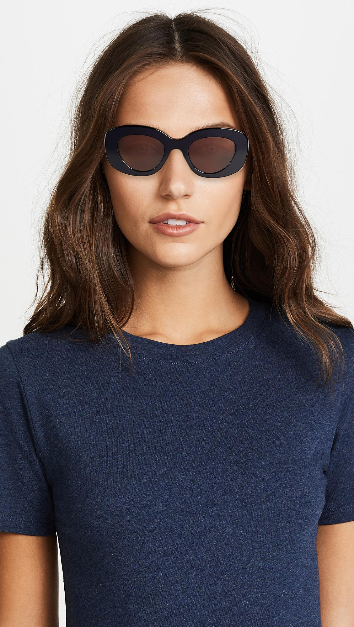 94d1fcc93a Lyst - Elizabeth and James Fray Sunglasses