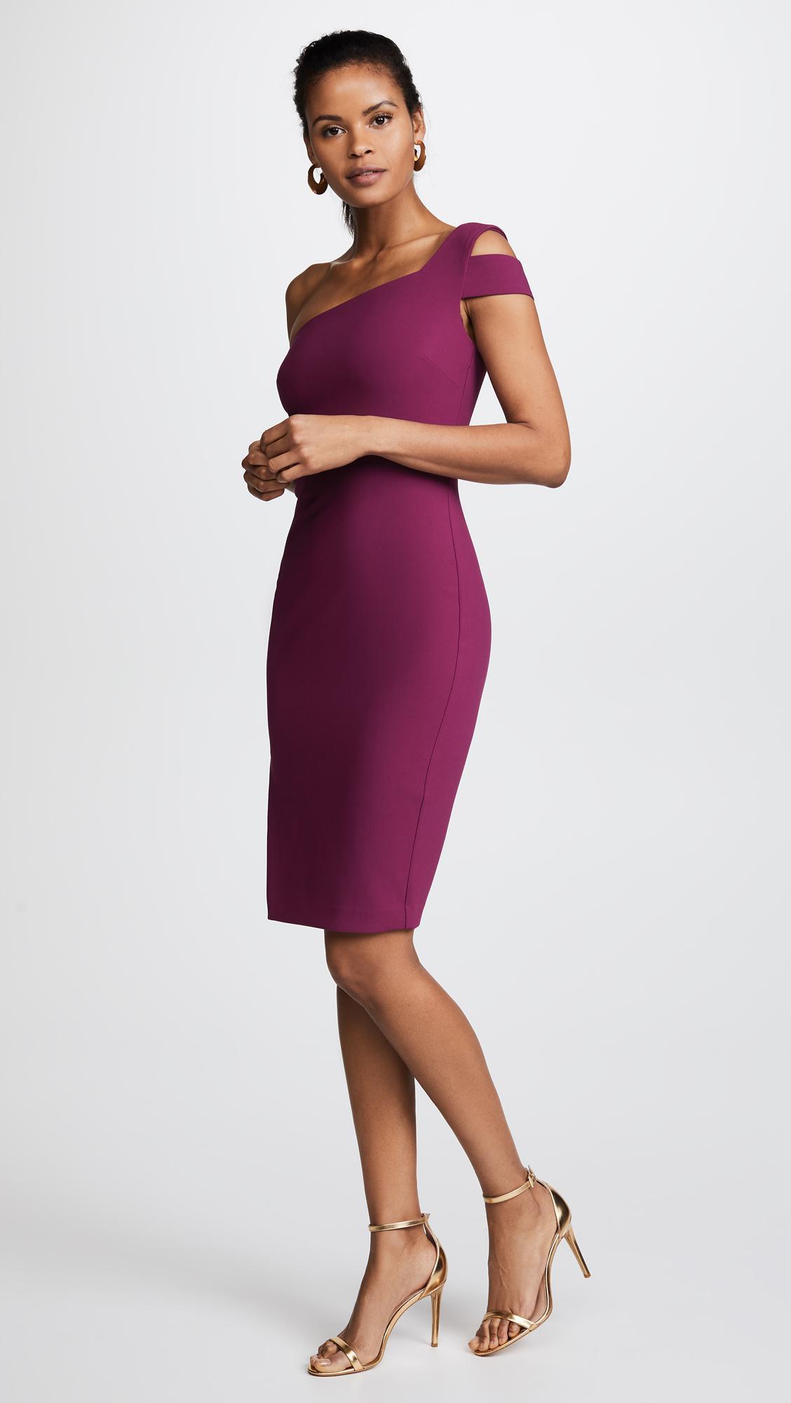 86e8062b Likely Packard Dress in Purple - Lyst
