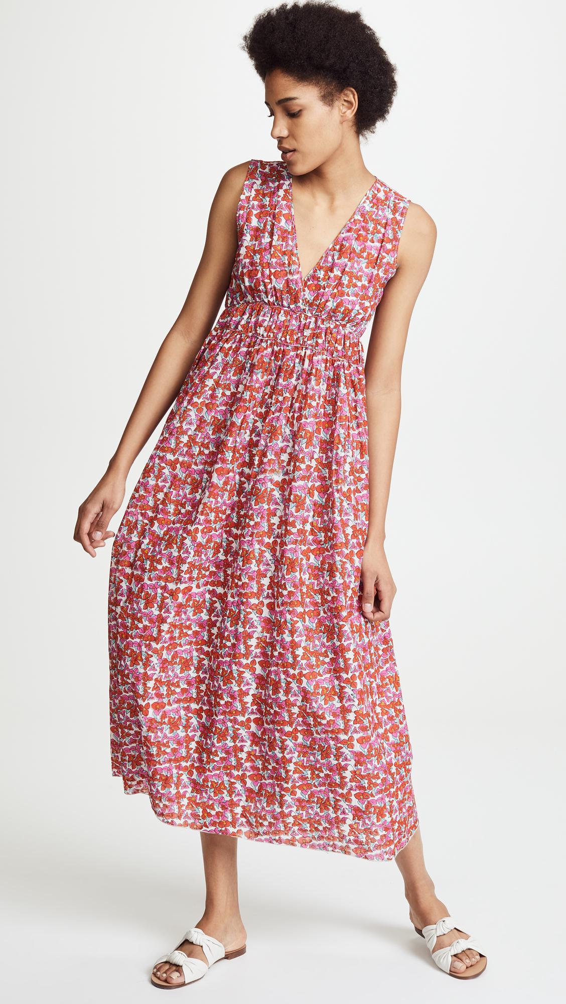 43287252b Lyst - Roberta Roller Rabbit Joana Lune Dress in Pink