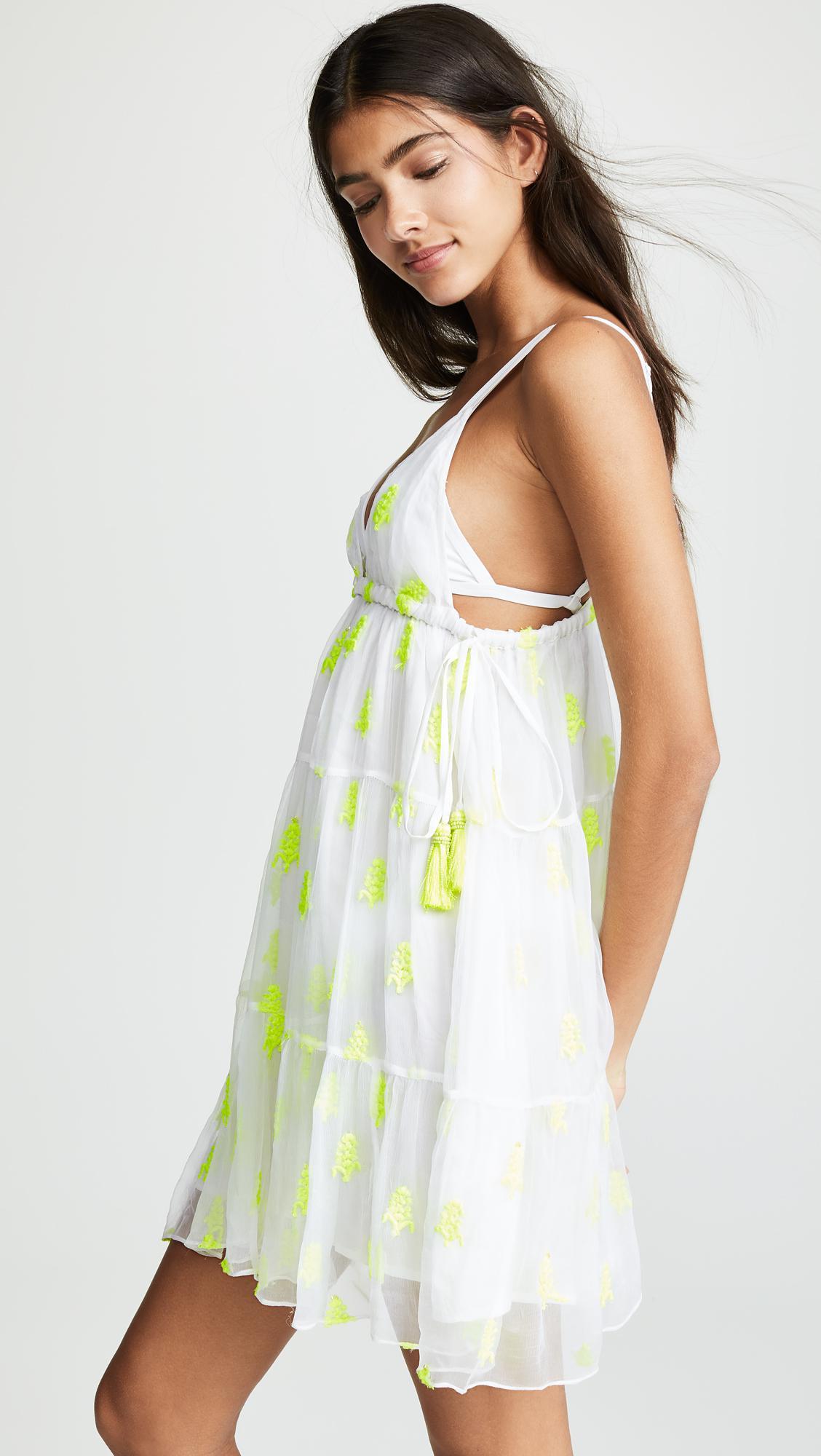 8d87b46b Tessora - Multicolor Sabrina Dress - Lyst. View fullscreen