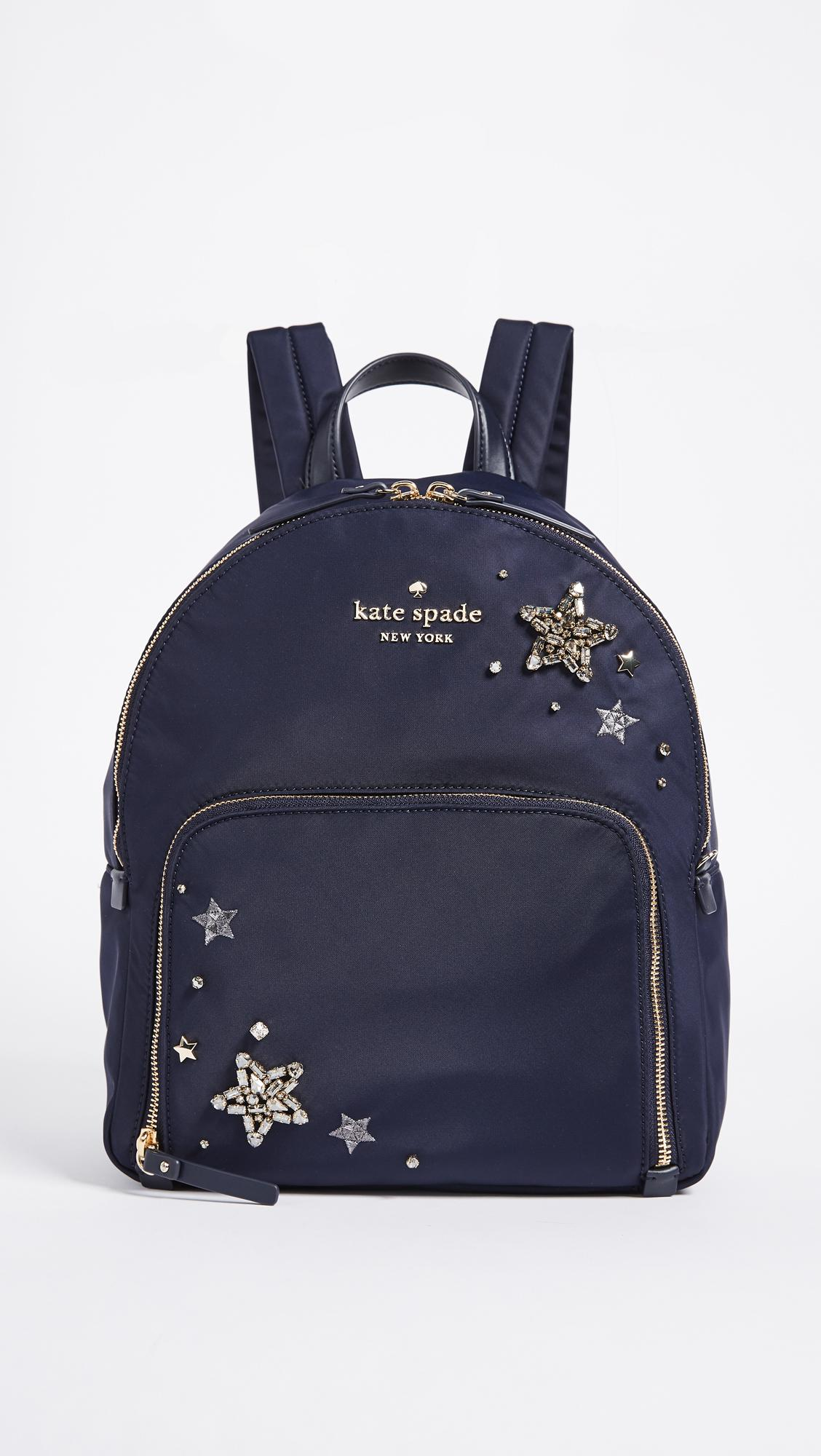 Lyst - Kate Spade Watson Lane Embellished Hartley Backpack ...