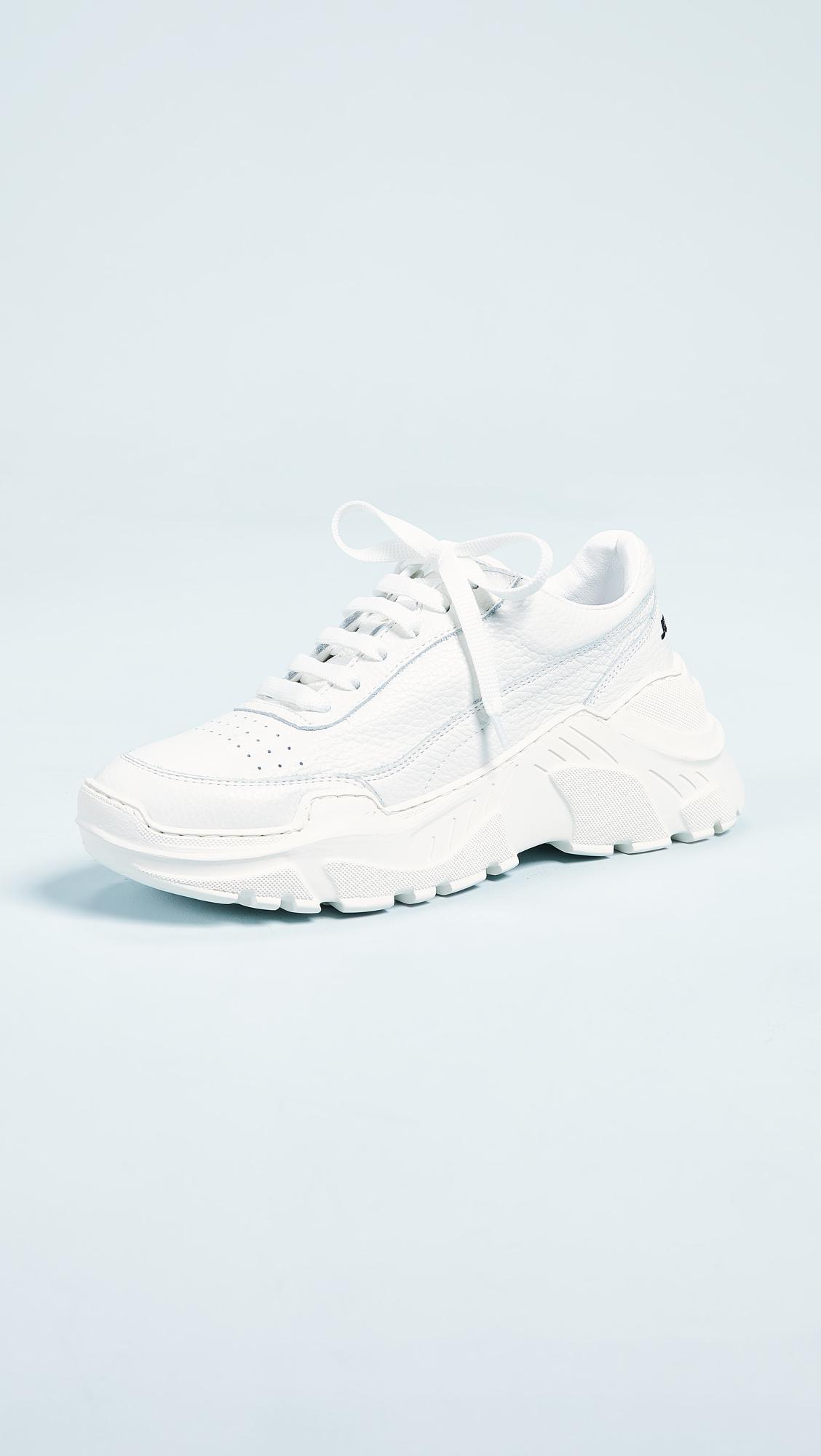 Venta Barata Exclusiva Joshua Sanders Zenith sneakers - Bianco Oficial La Mejor Venta Al Por Mayor En Línea vrSvkFd