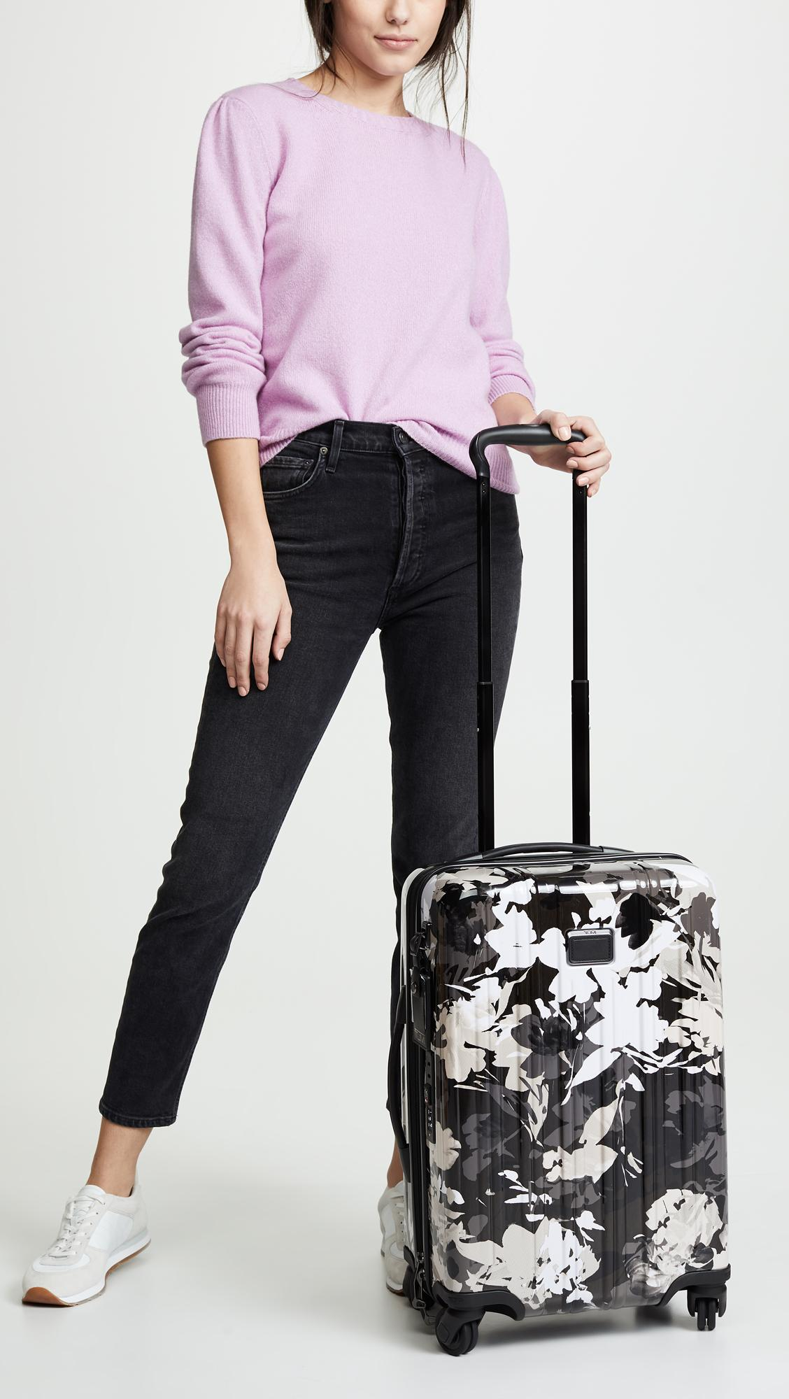 Image result for tumi international expandable carry on