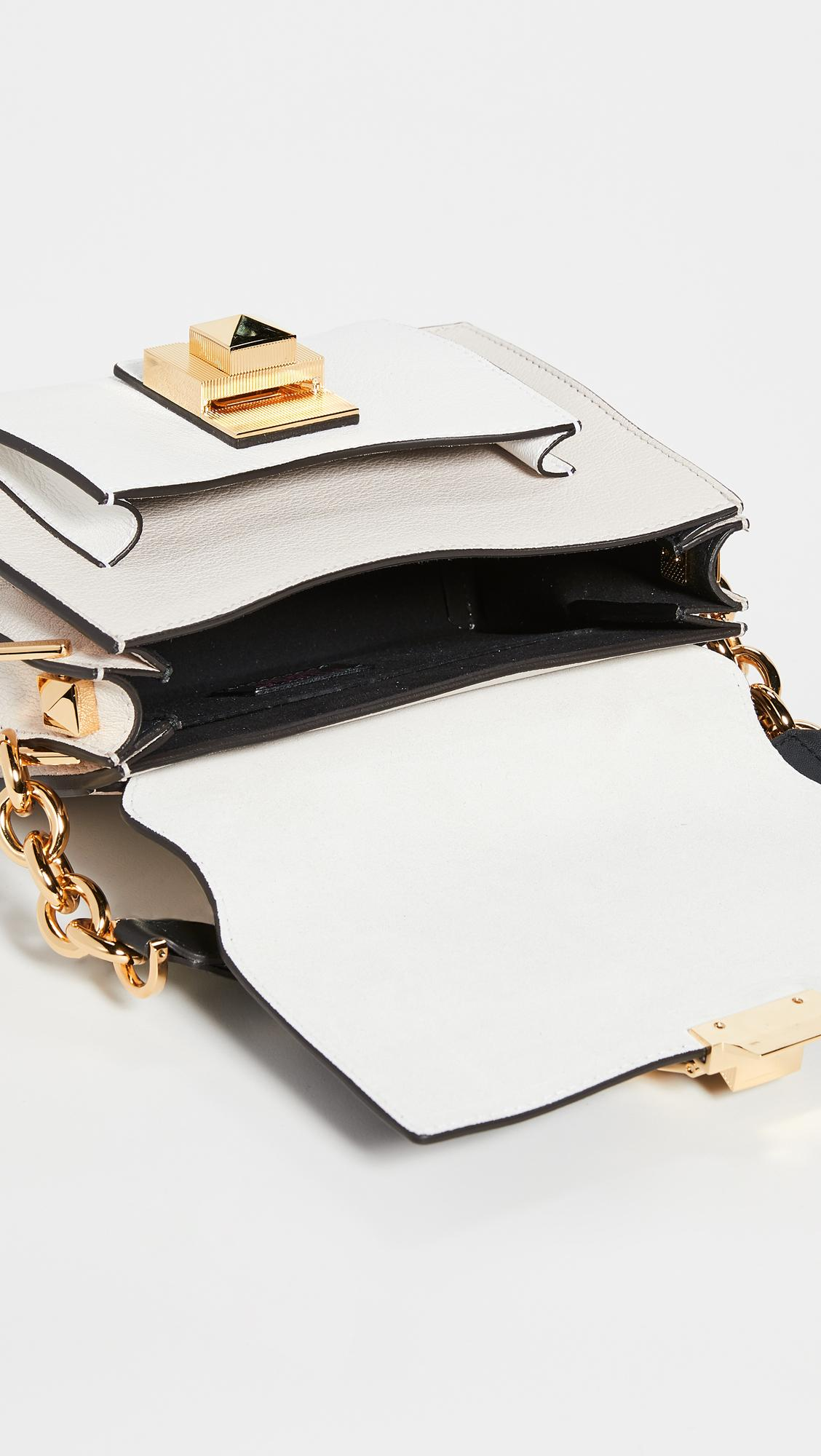 79a7b30e4ba80 Furla Diva Small Shoulder Bag in Black - Lyst