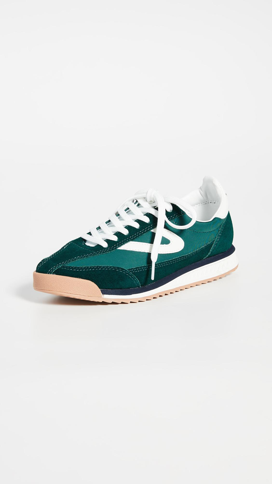 Tretorn Leather Rawlins 8 Sneakers in