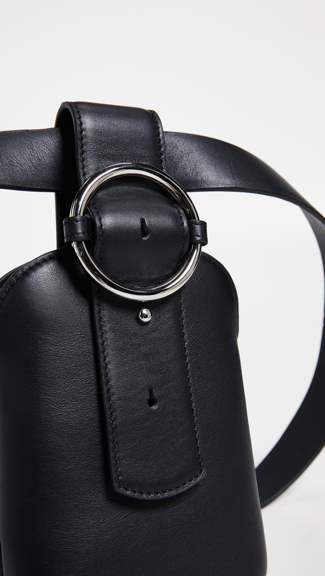 Parisa Wang Womens x Zanita Addicted Belt Bag Brown One Size Parisa-Women/'s