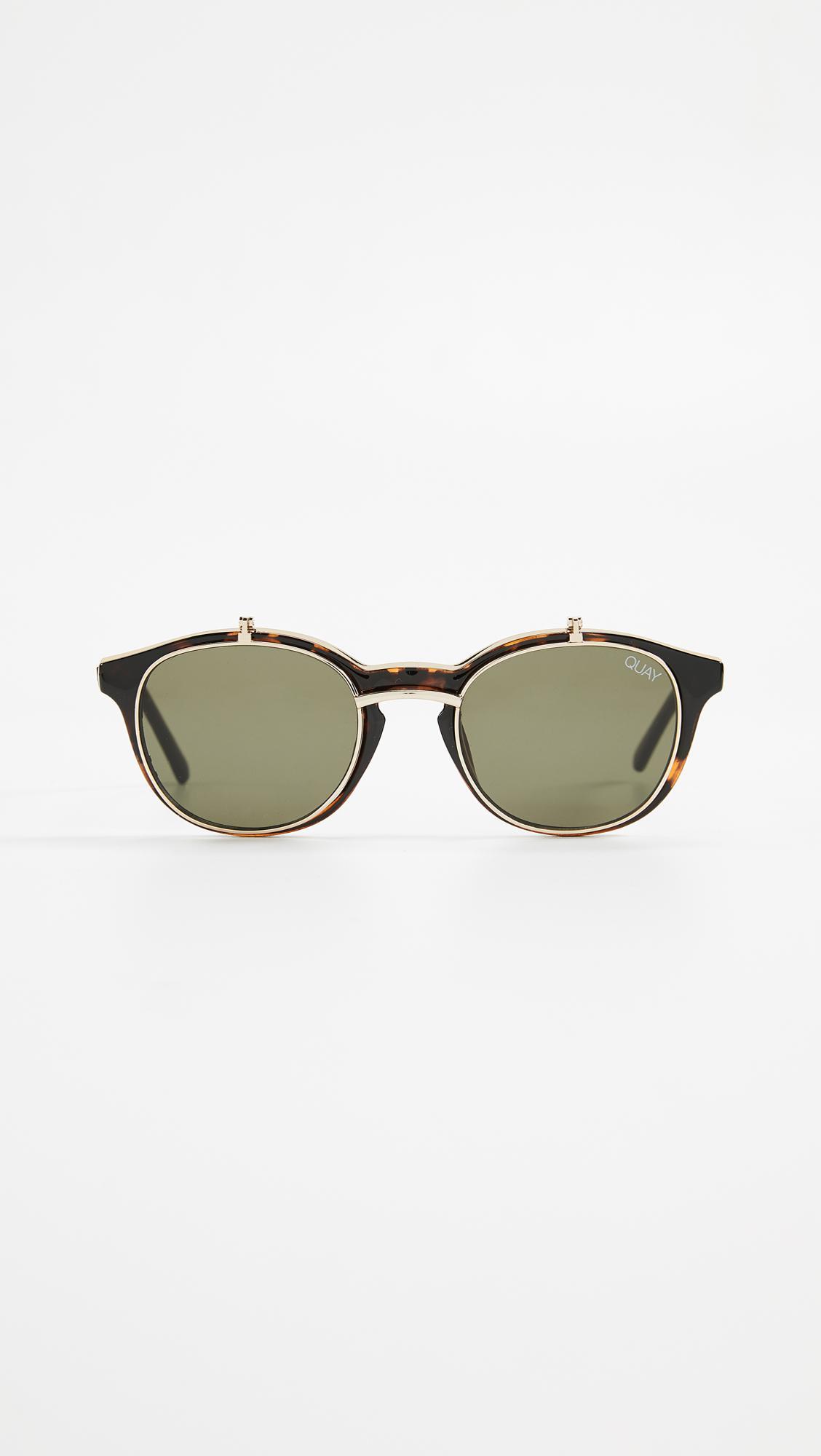 0e33b7a096 Quay - Multicolor Pennyroyal Sunglasses - Lyst. View fullscreen