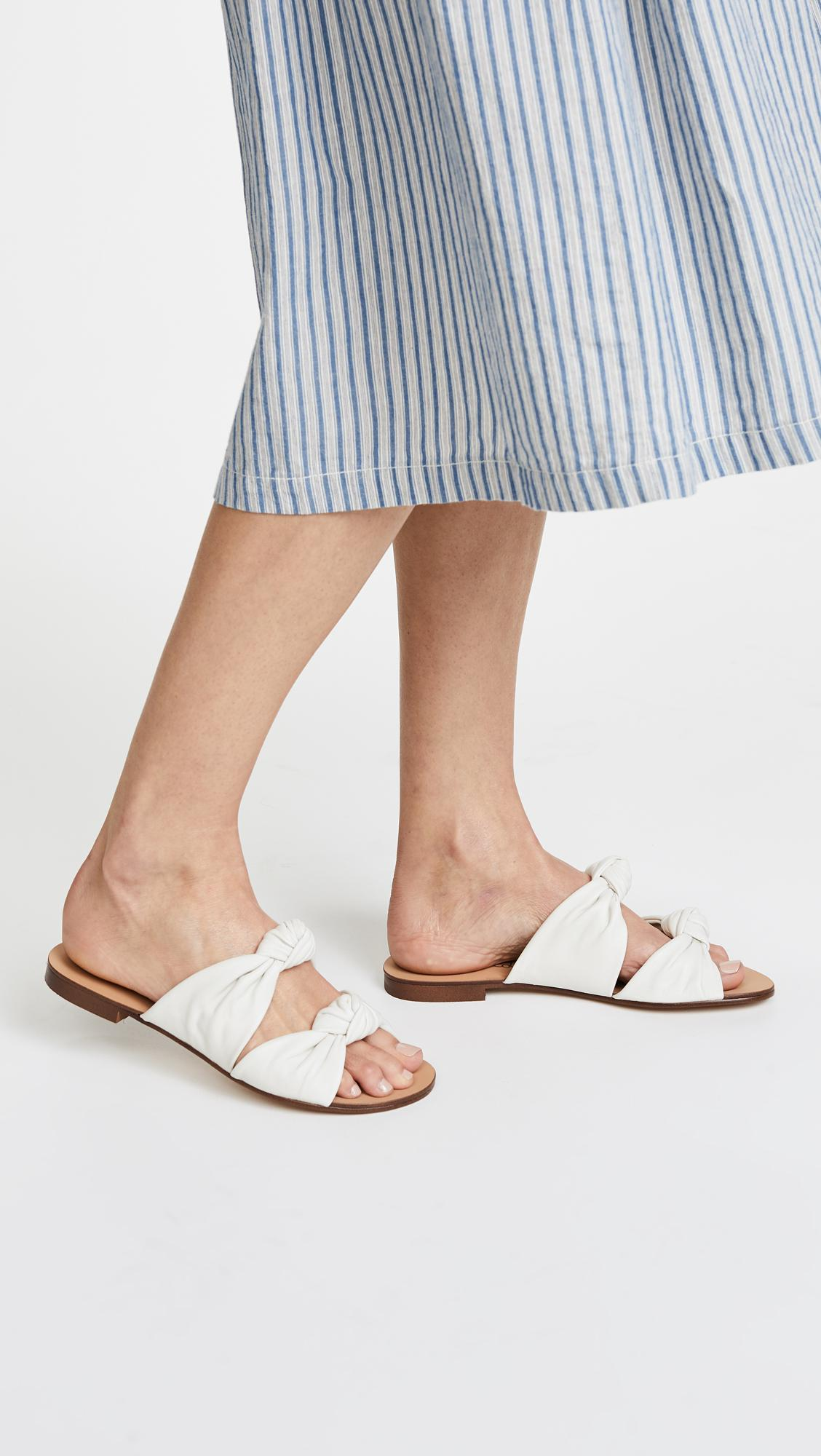 Splendid Women's Barton Double Knotted Slide Sandal 4GLLOK7