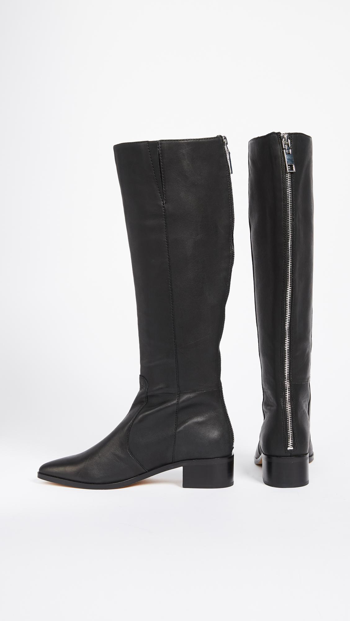 Womens Black Dolce Vita Morey Boots
