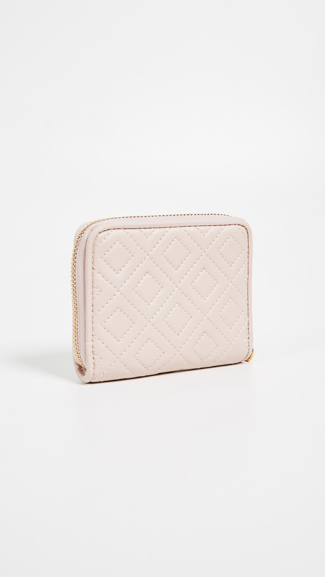 Fleming medium wallet - Pink & Purple Tory Burch yOj5A