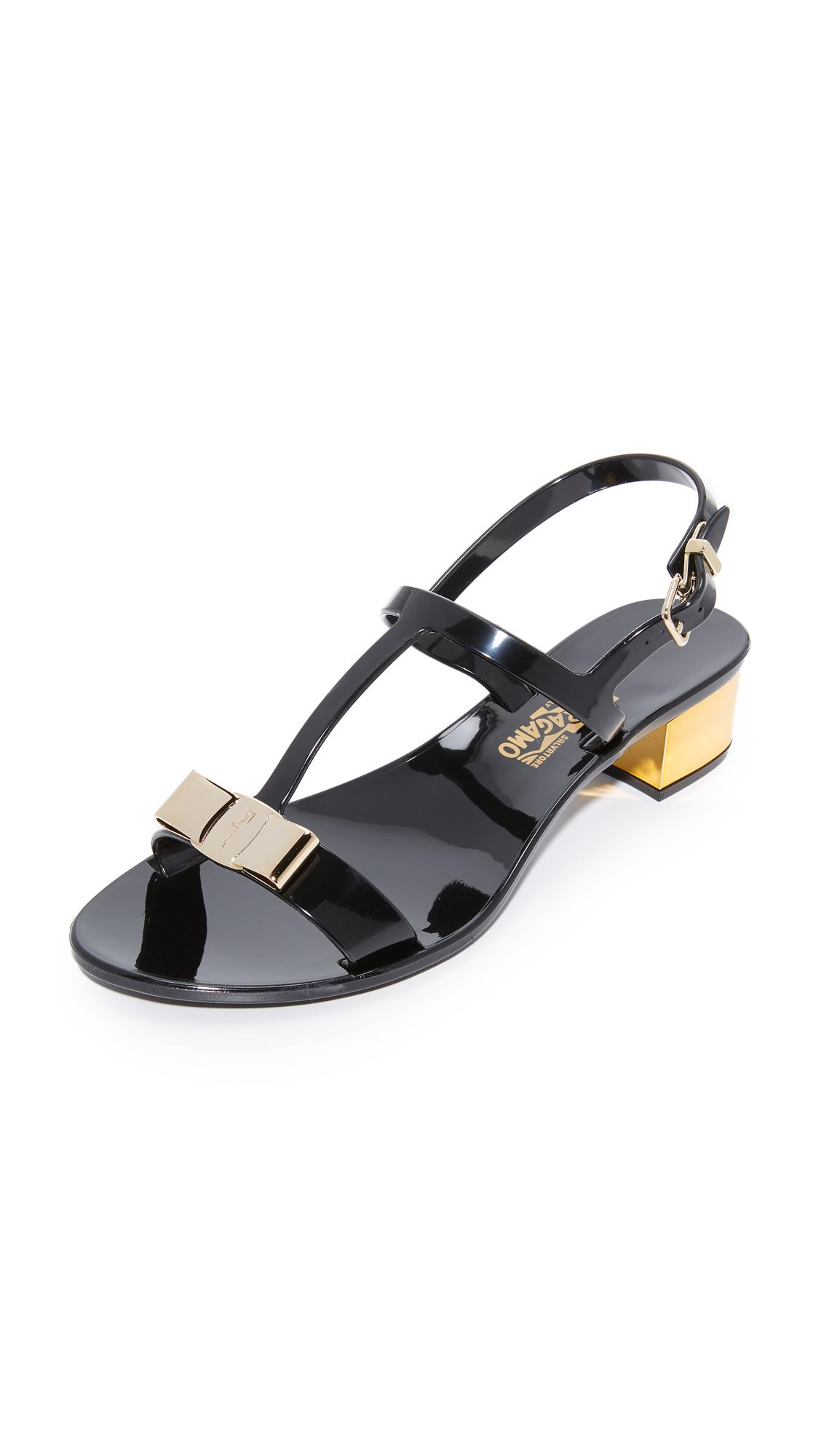 Salvatore Ferragamo Favilia slingback sandals Get Online Cheap Visit Cheap Sale Very Cheap 07MGrl4HO