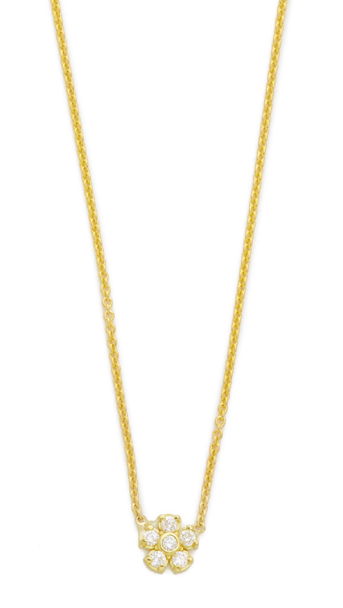 Jennifer Meyer Womens Diamond Star Lariat Necklace 0r5lvBNrlL