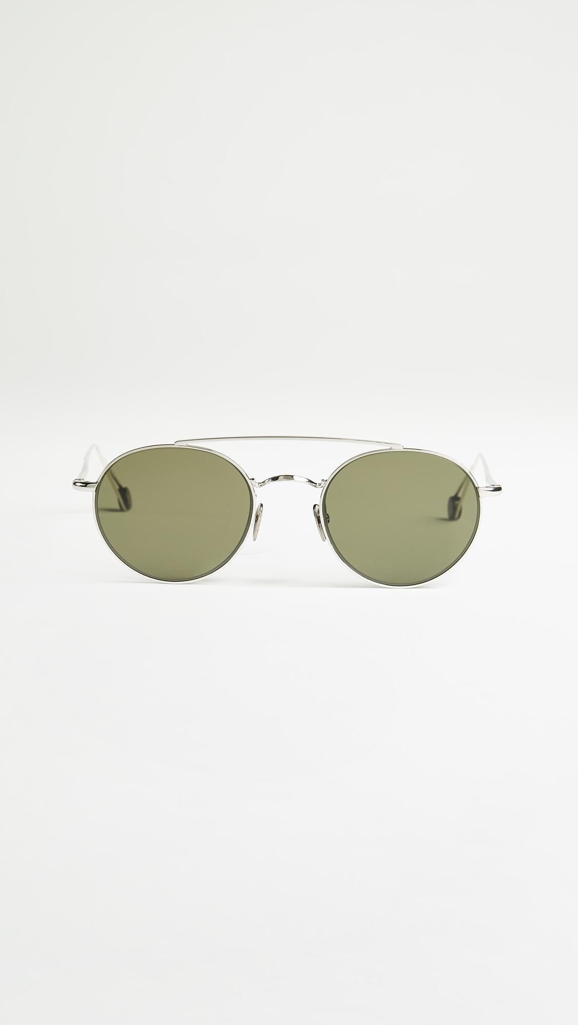 gold Victoires round aviator sunglasses Ahlem UrbqsIXAYx