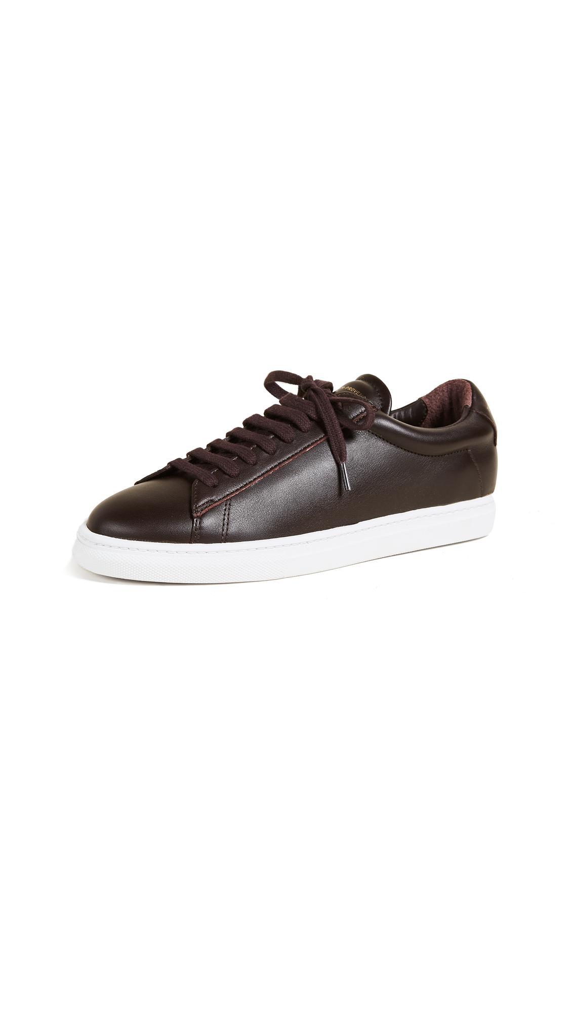 Zespà Leather Sneakers