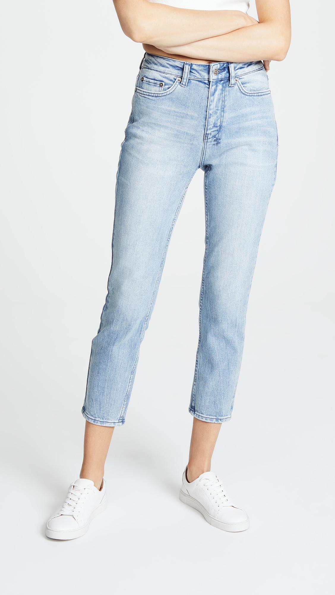 straight-leg cropped jeans - Blue Ksubi hz2jNJN
