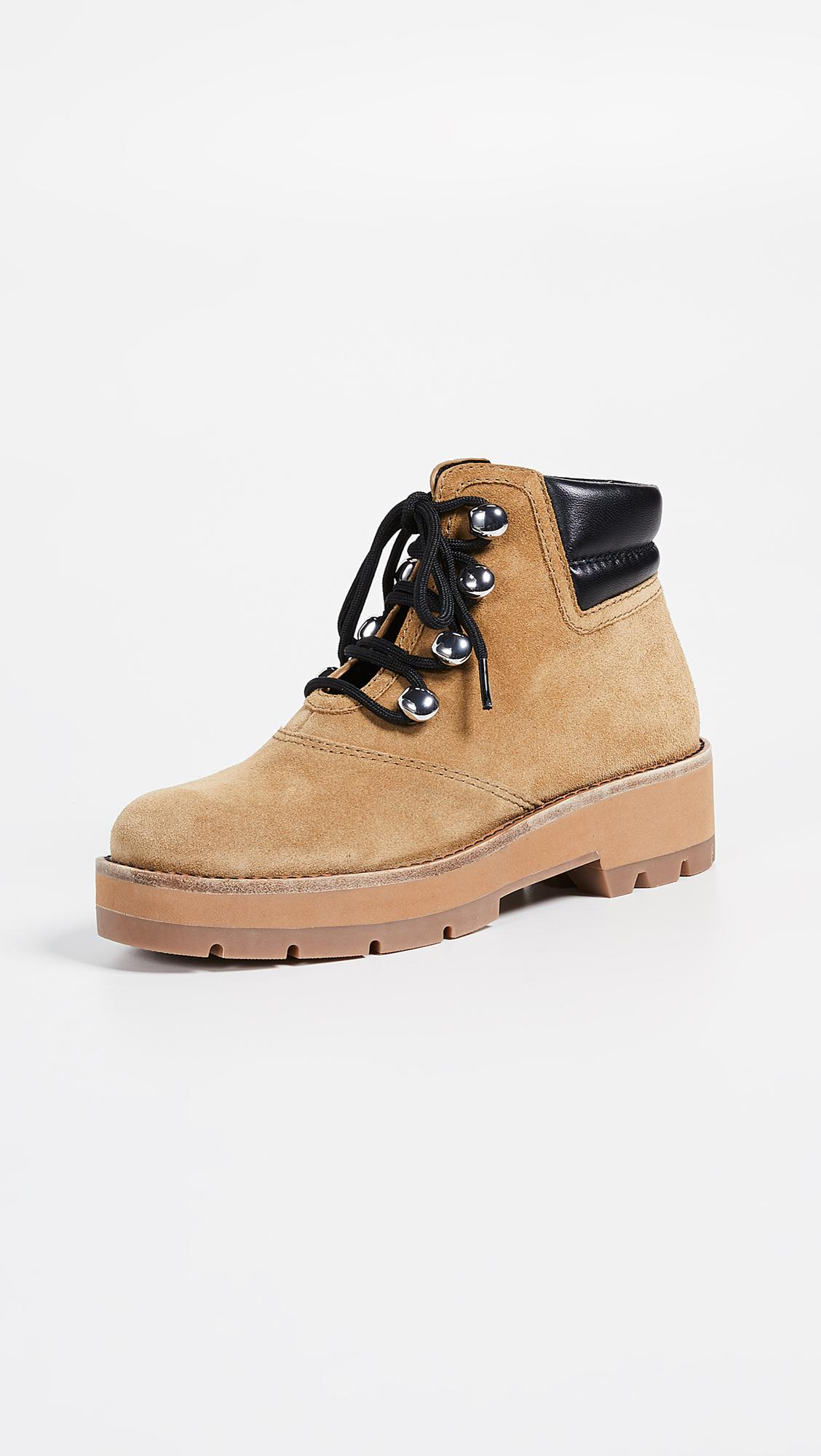 b9089eede9382 Lyst - 3.1 Phillip Lim Dylan Hiking Boots - Save 40%