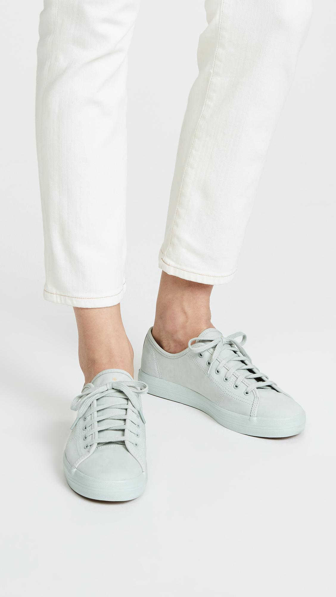 2c348b9fe4de Keds X Kate Spade New York Kickstart Sneakers in Green - Lyst