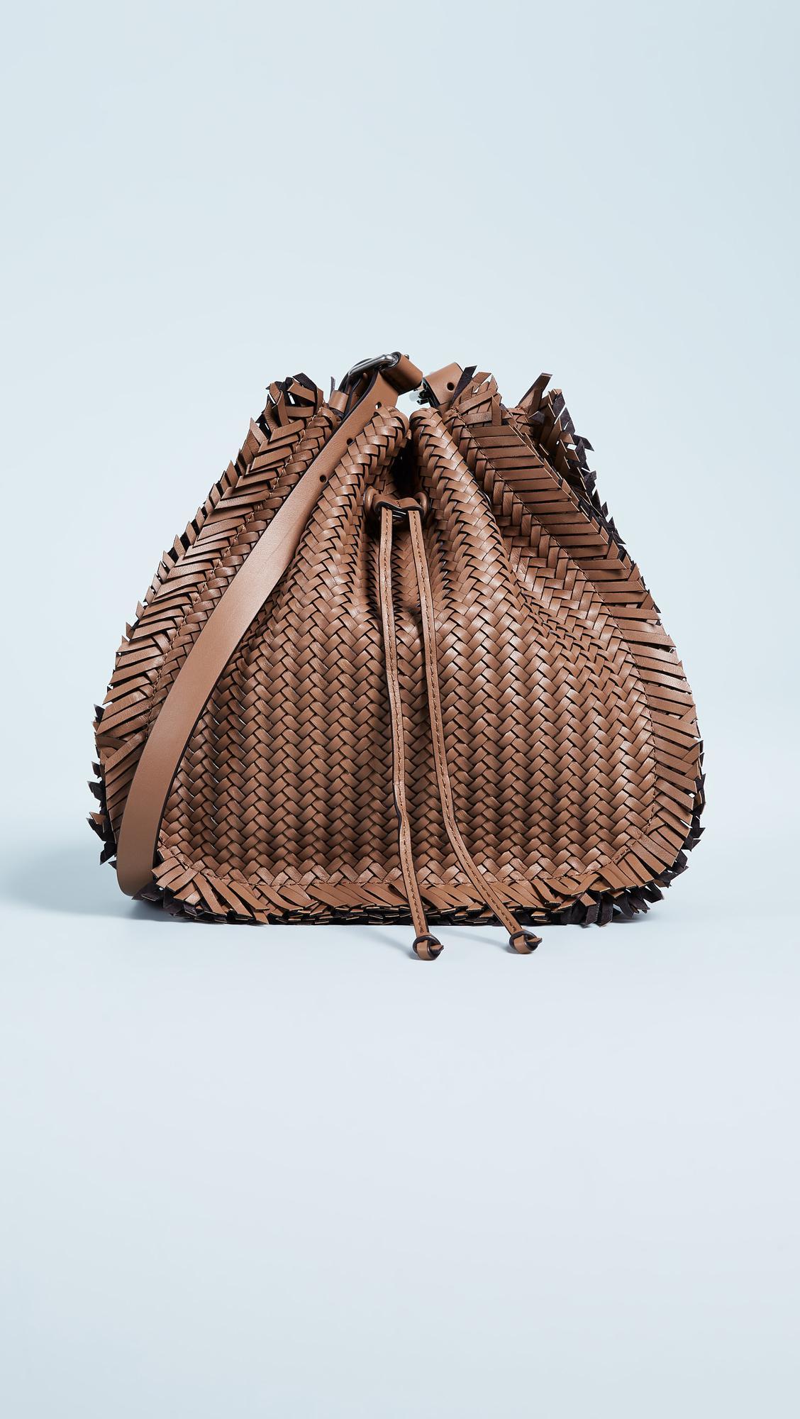 d60cb129d124 Michael Kors Maldives Shoulder Bag With Drawstring - Lyst