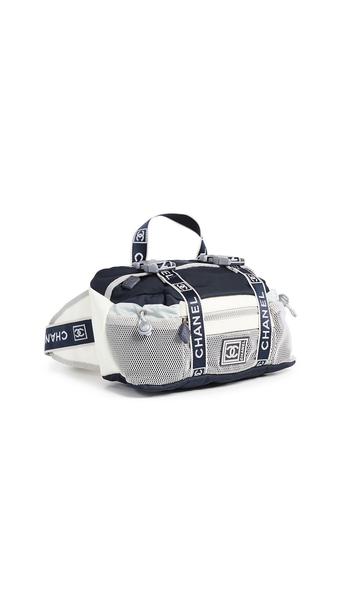 4772e2010fa1a0 What Goes Around Comes Around Chanel Sportline Waist Belt Bag in ...