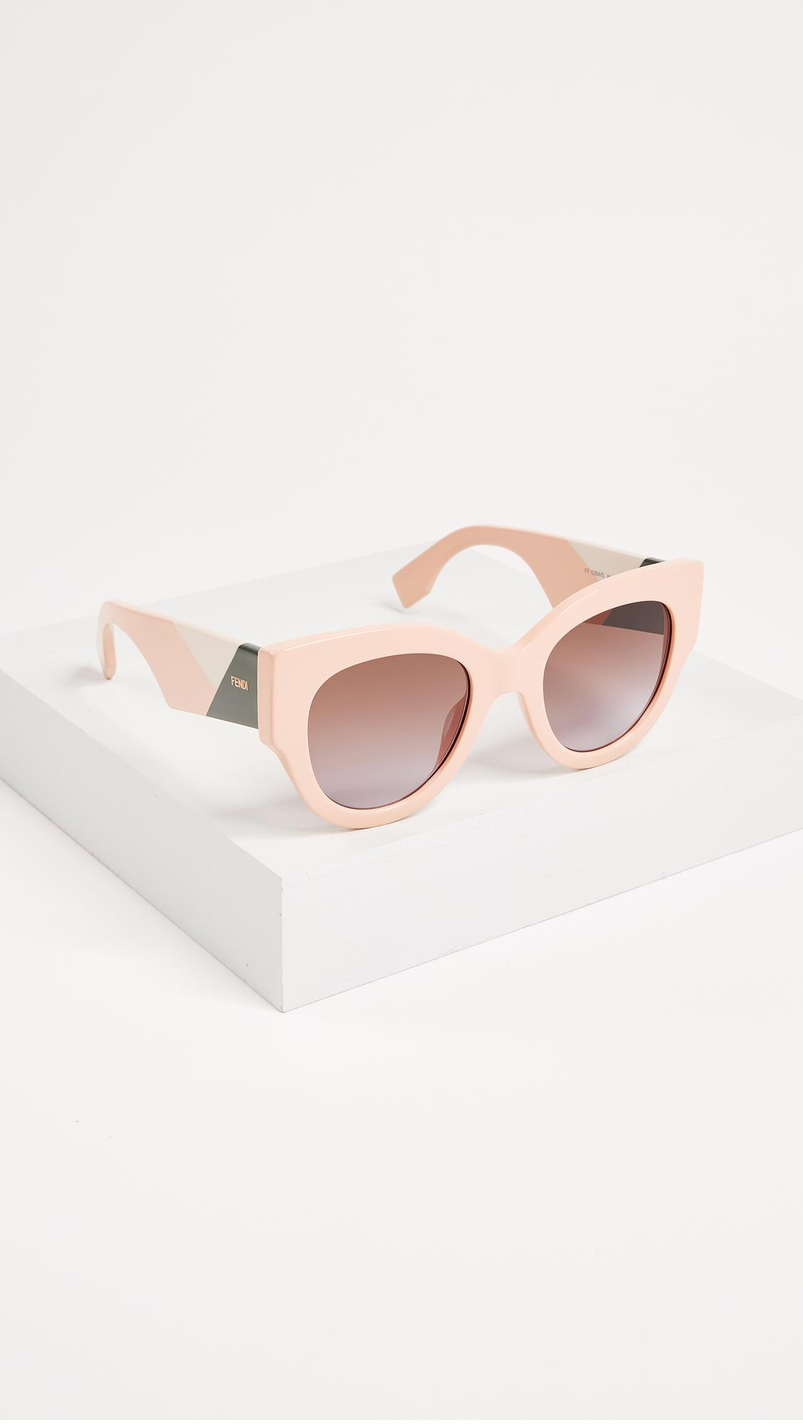 0aab0218cc Gallery. Previously sold at  Shopbop · Women s Cat Eye Sunglasses ...