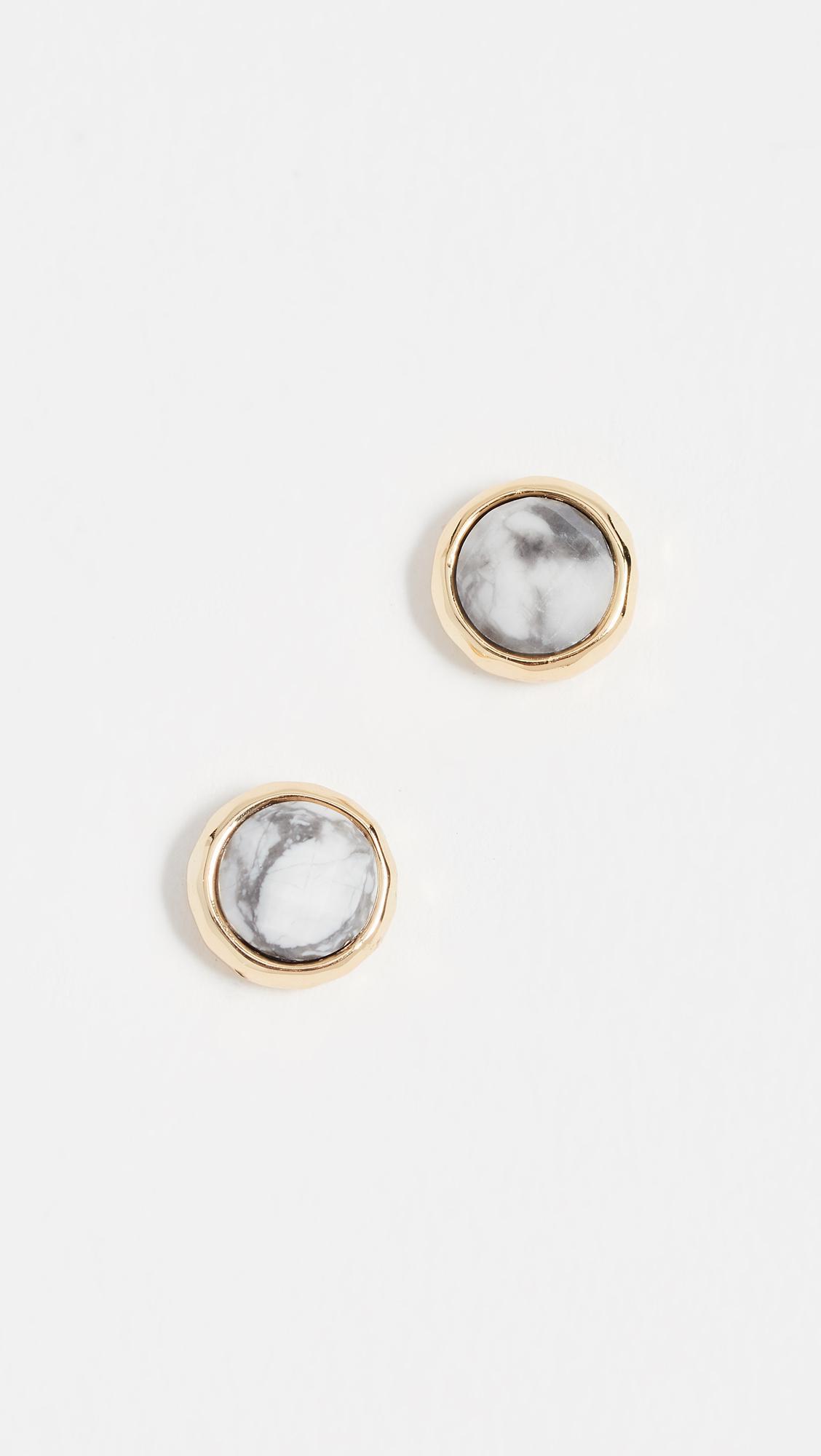 Gorjana Power Gemstone Stud Earrings U6UdZZxk