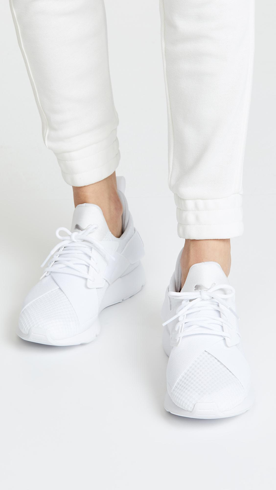 Lyst - PUMA Muse Ep Sneakers in White a10bd4f33