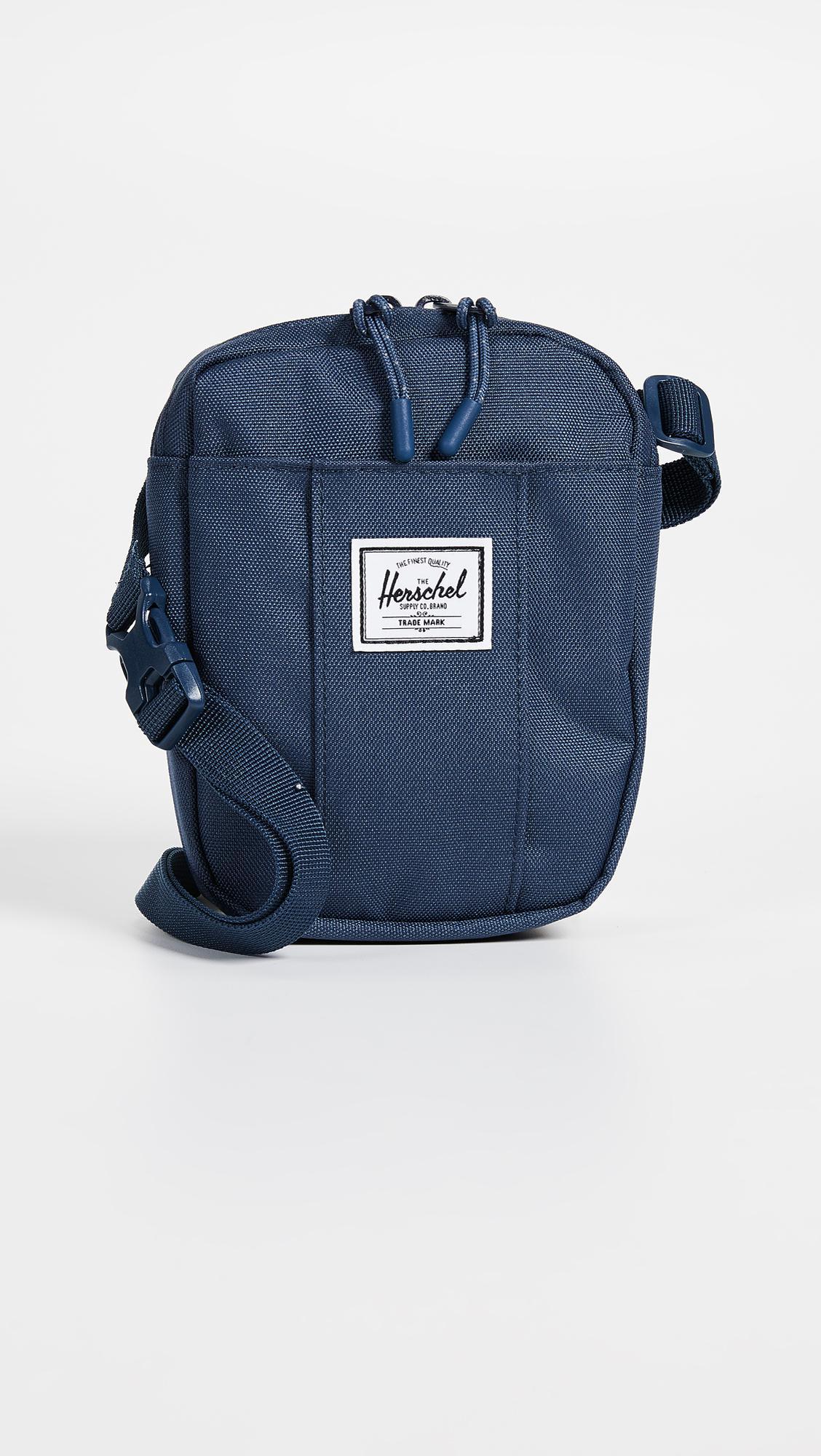 1dcad82b2e Herschel Supply Co. Cruz Hip Pack in Blue - Lyst