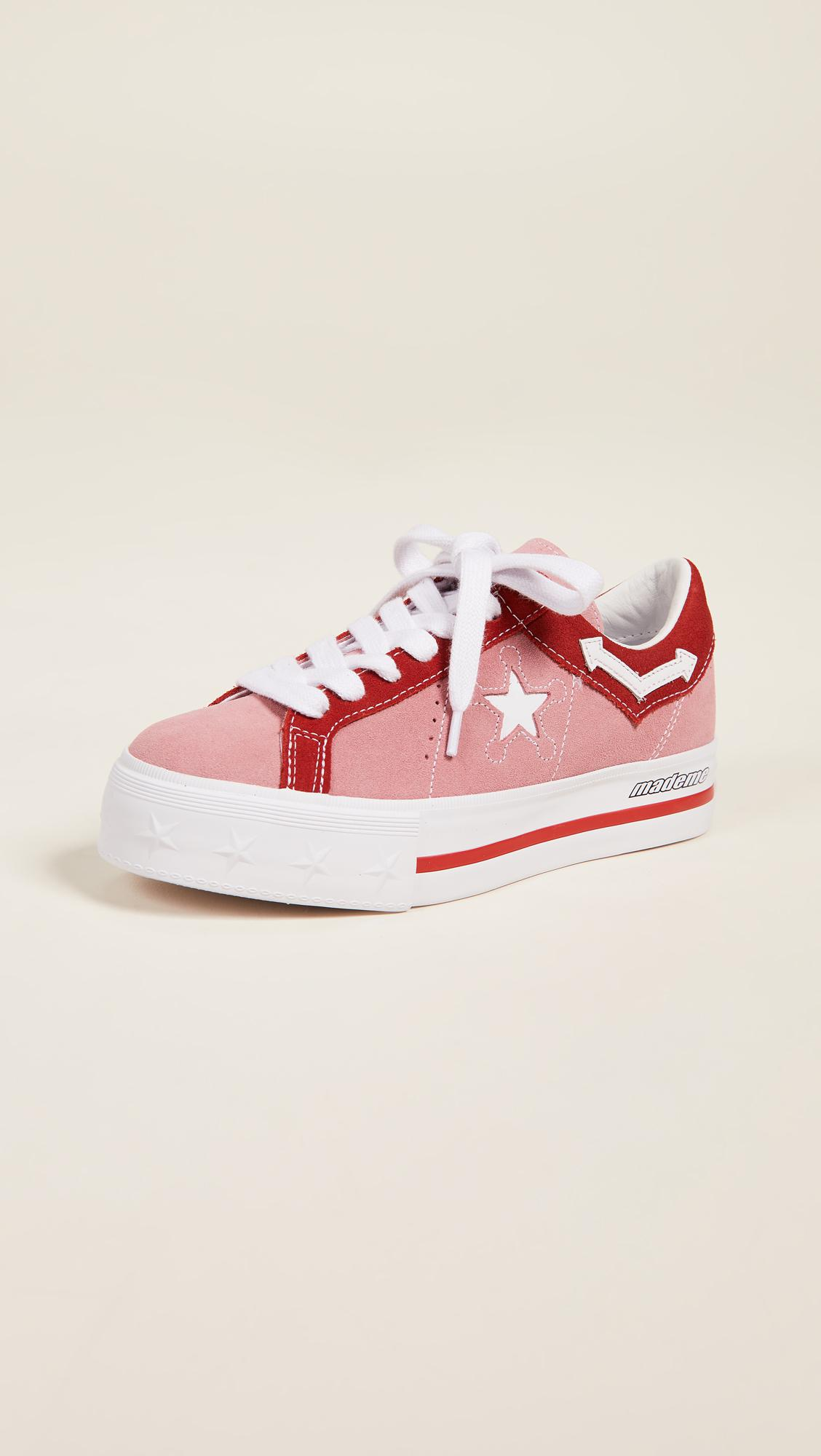 Converse Leather X Mademe One Star Lift