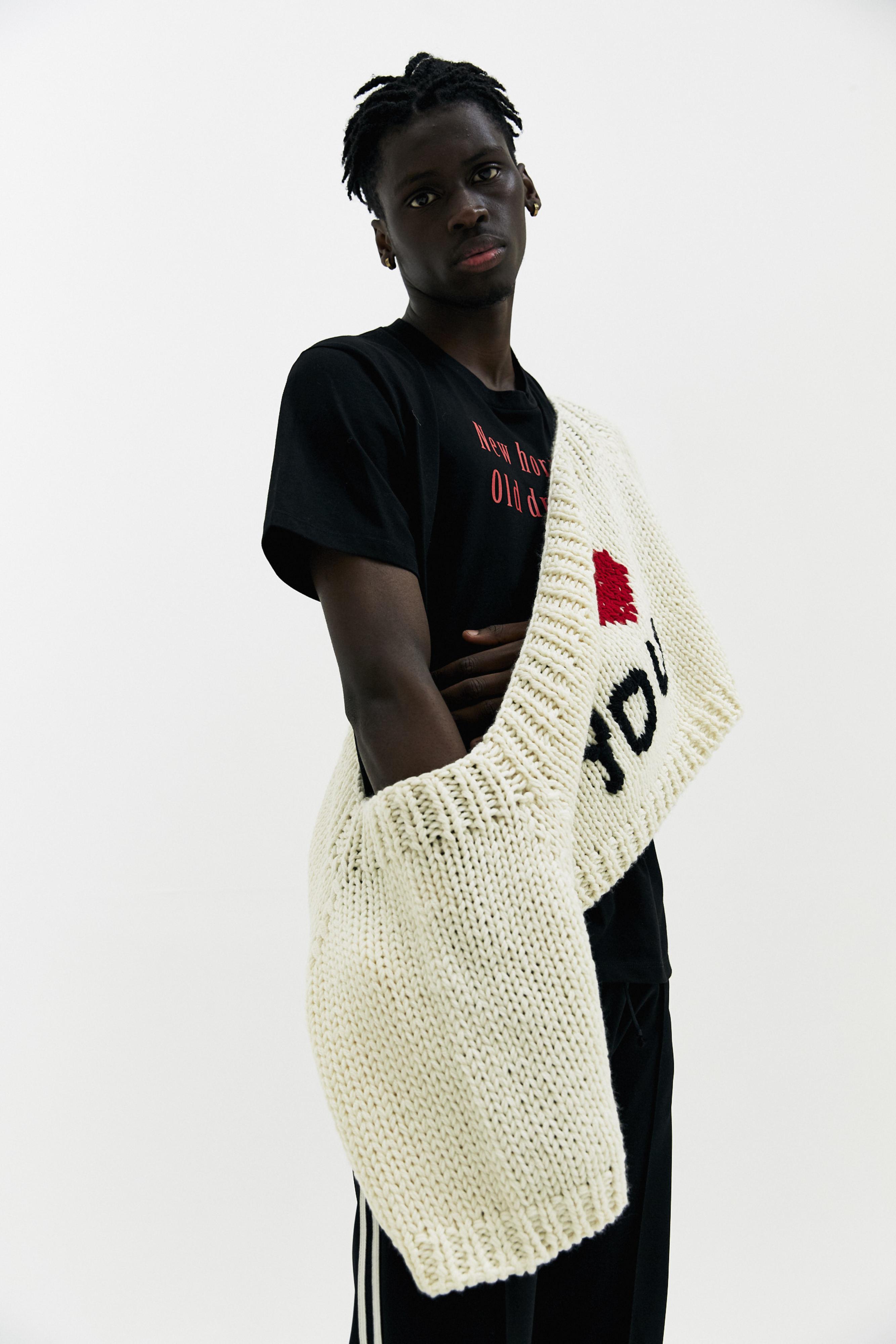 Raf Simons I Love You Sweater for Men