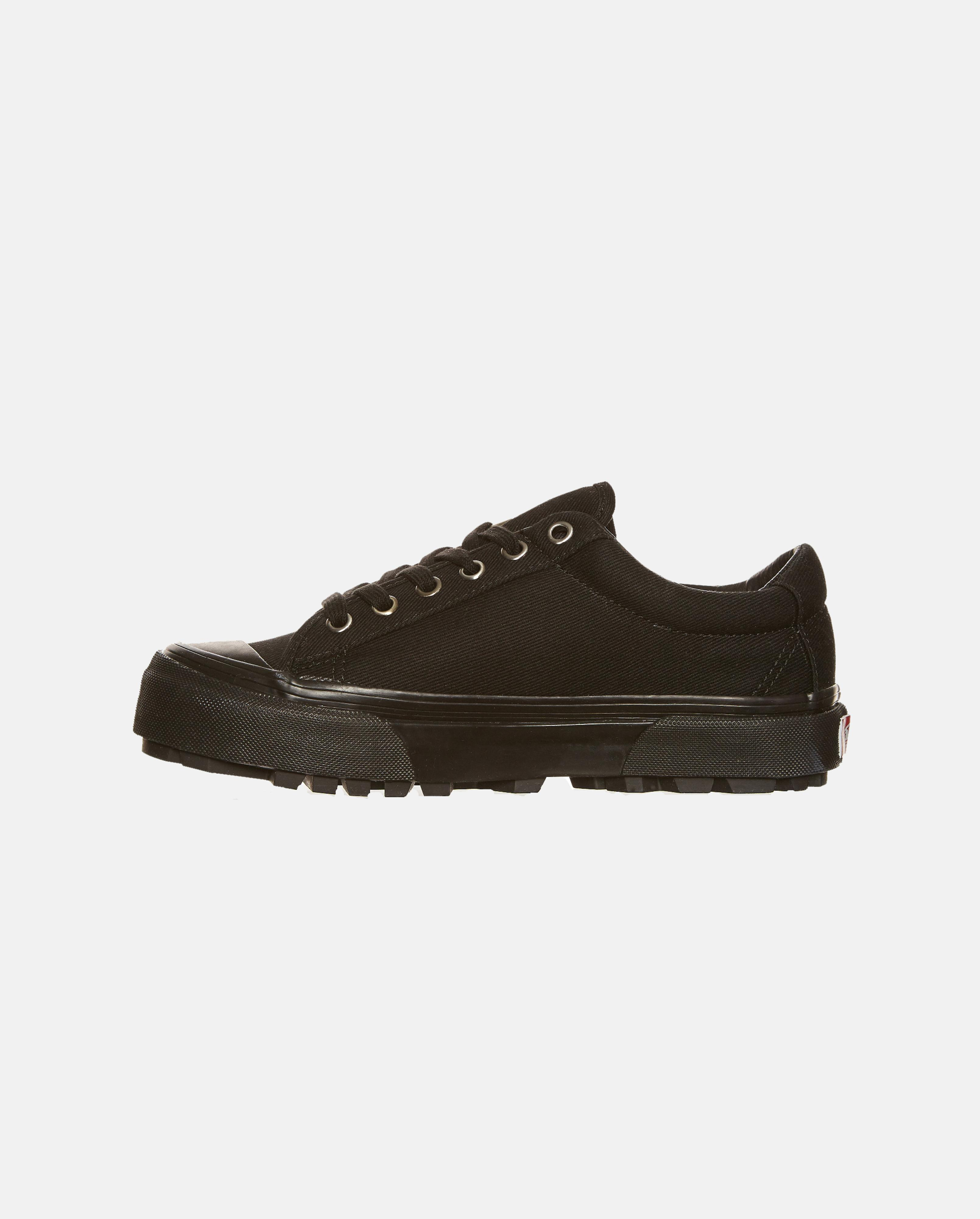 Work Shoes Style Tread Black
