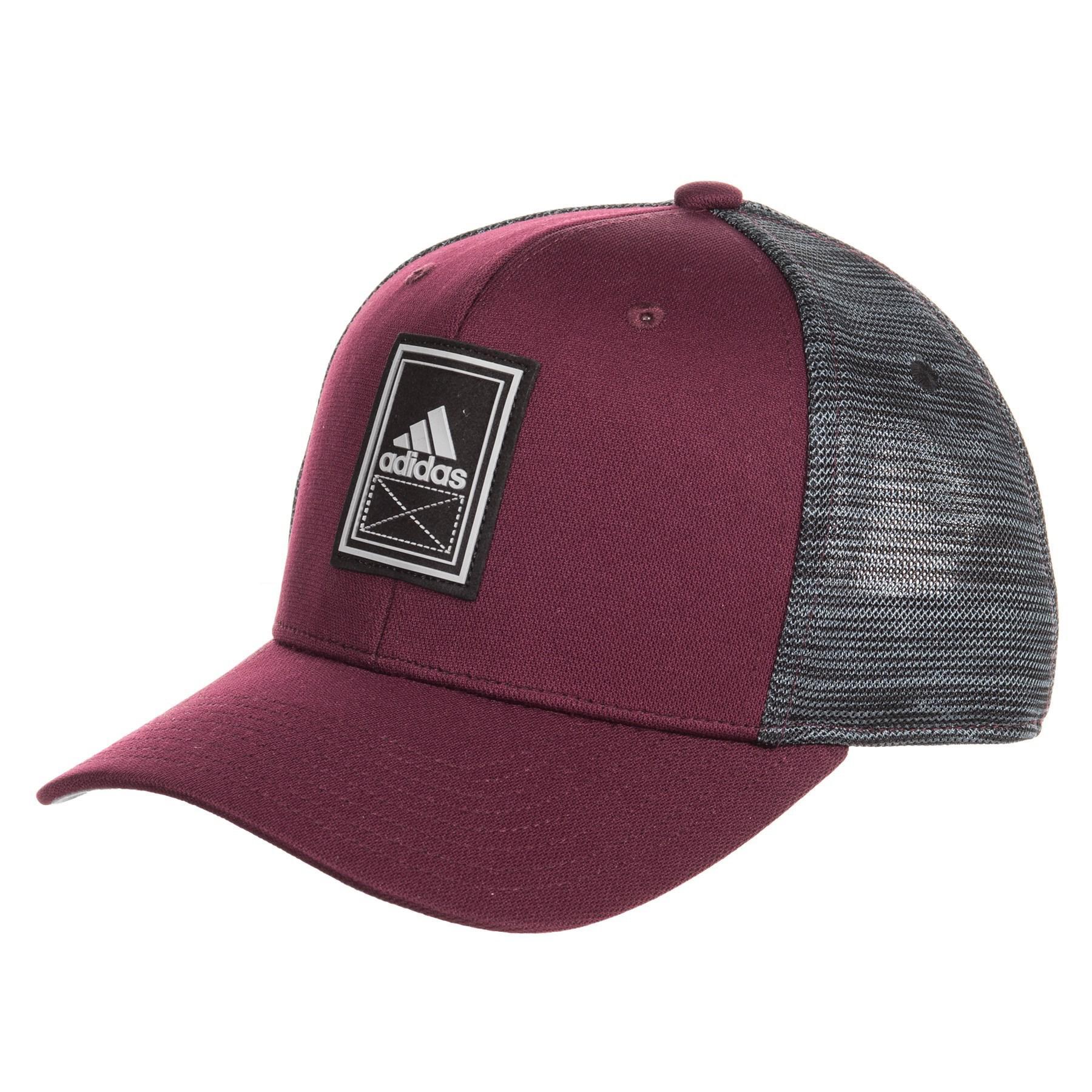 fb1ed7438b5 Lyst - Adidas Alliance Baseball Cap (for Men) in Purple for Men