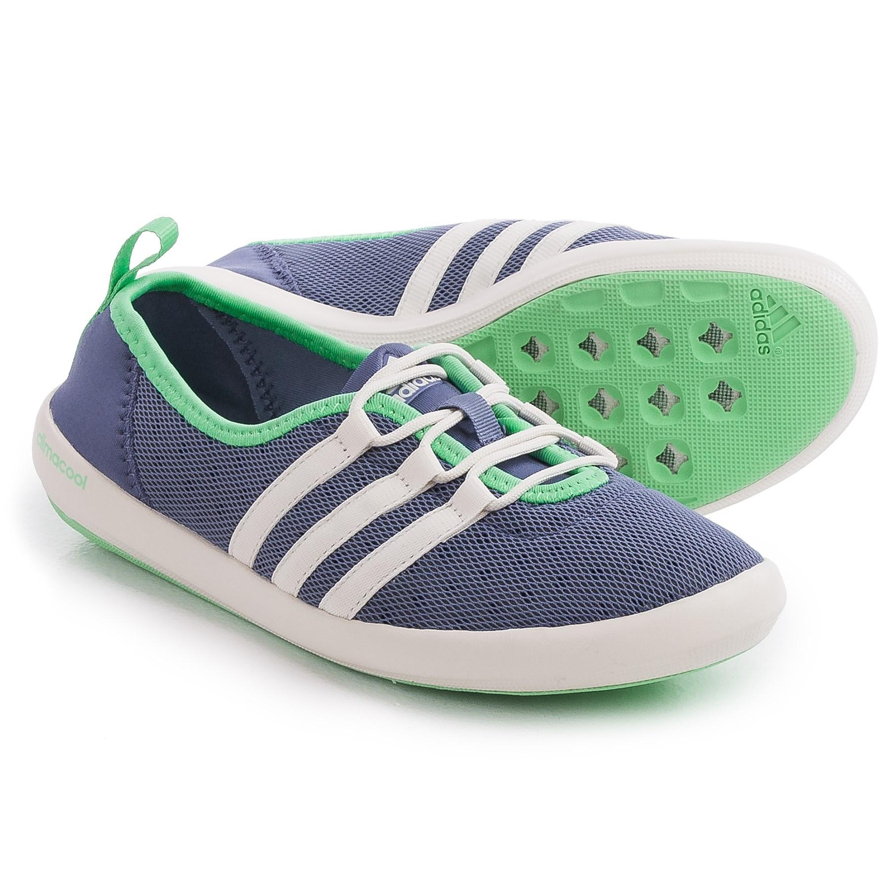 Women's adidas Outdoor Climacool Boat Sleek Water Shoe