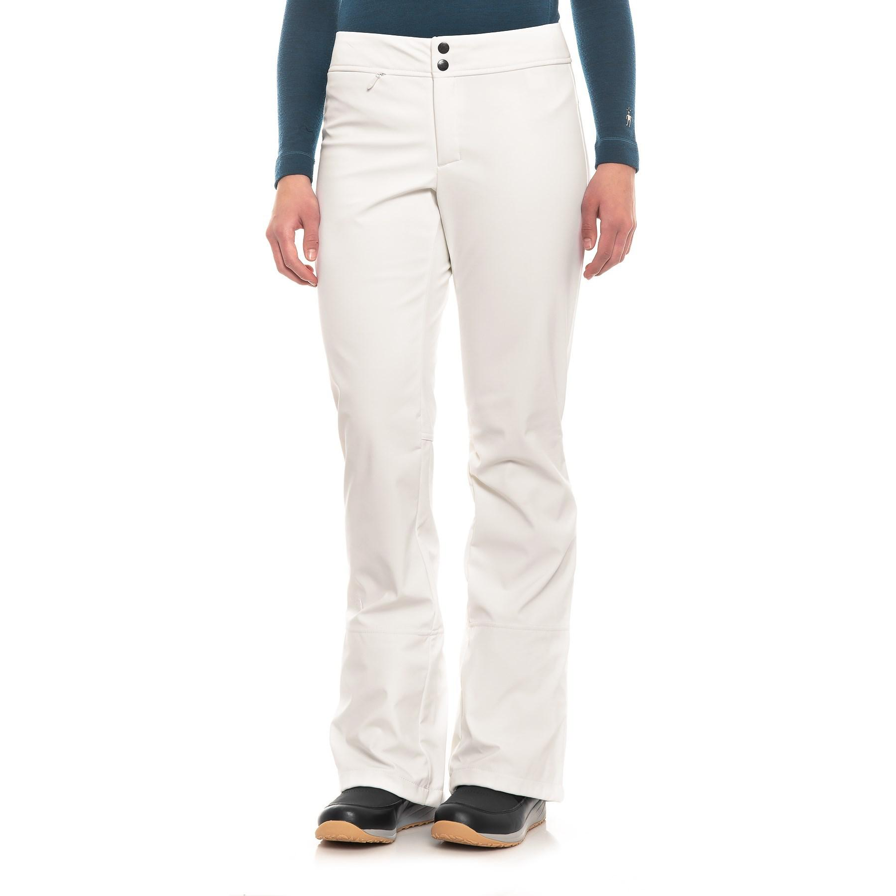 270d74f18 The North Face White Apex Sth Soft Shell Pants (for Women)