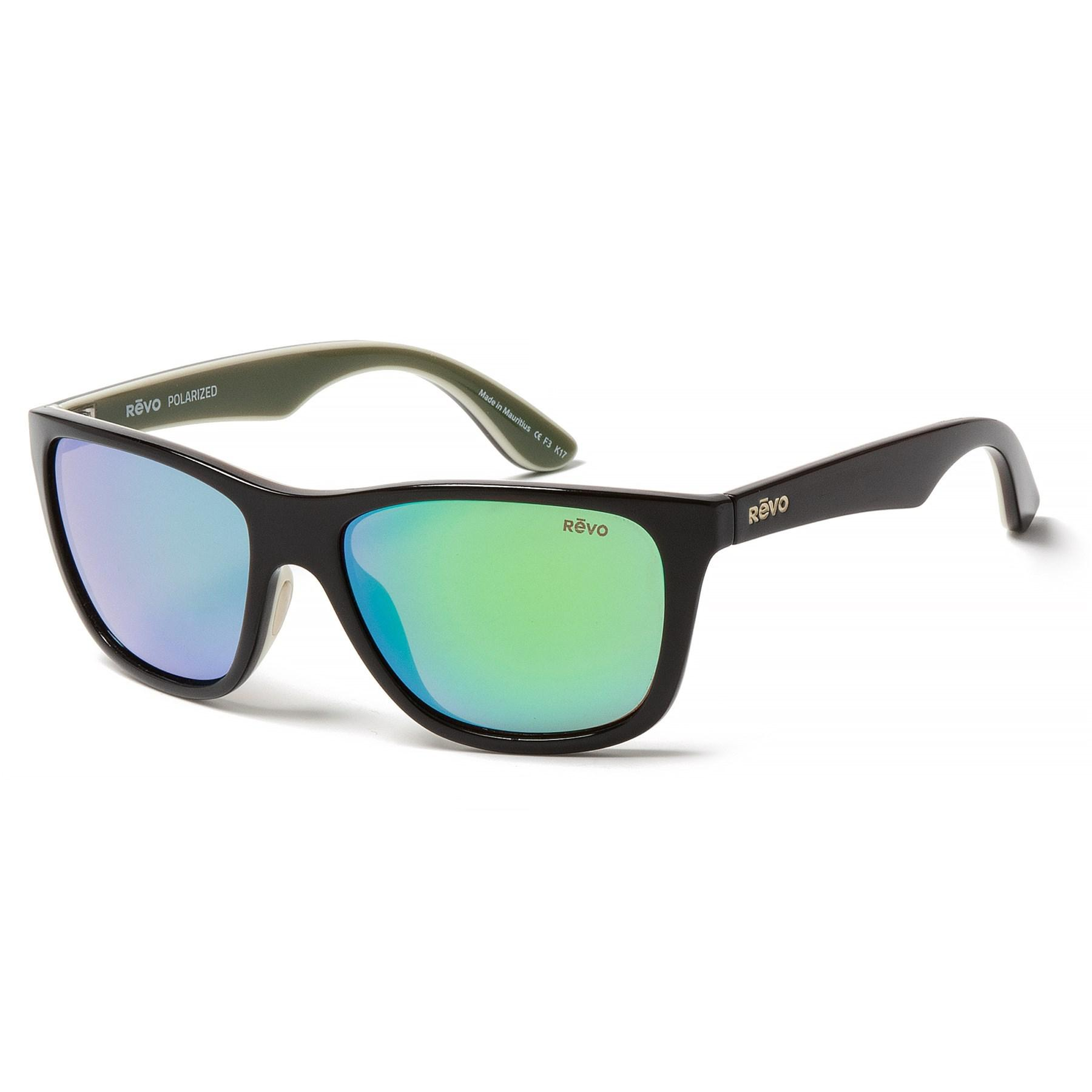 f8049b0c2cb Lyst - Revo Otis Sunglasses in Green for Men