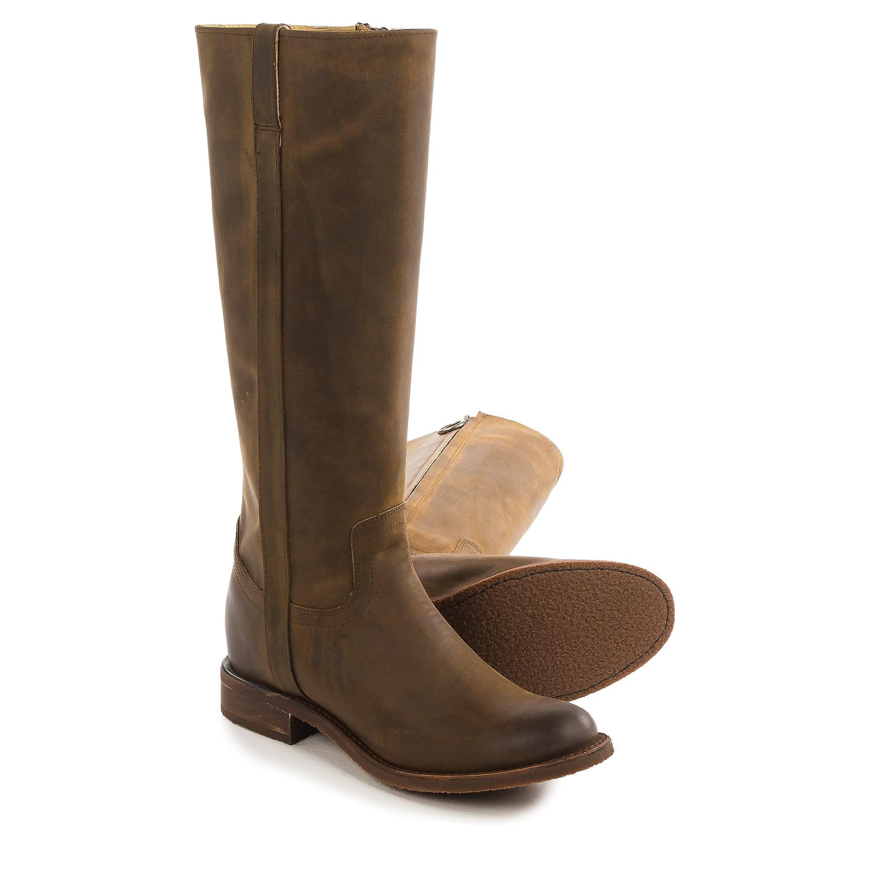 64ae472024ffe Lyst - Justin Boots Bay Apache Fashion Riding Boots in Brown