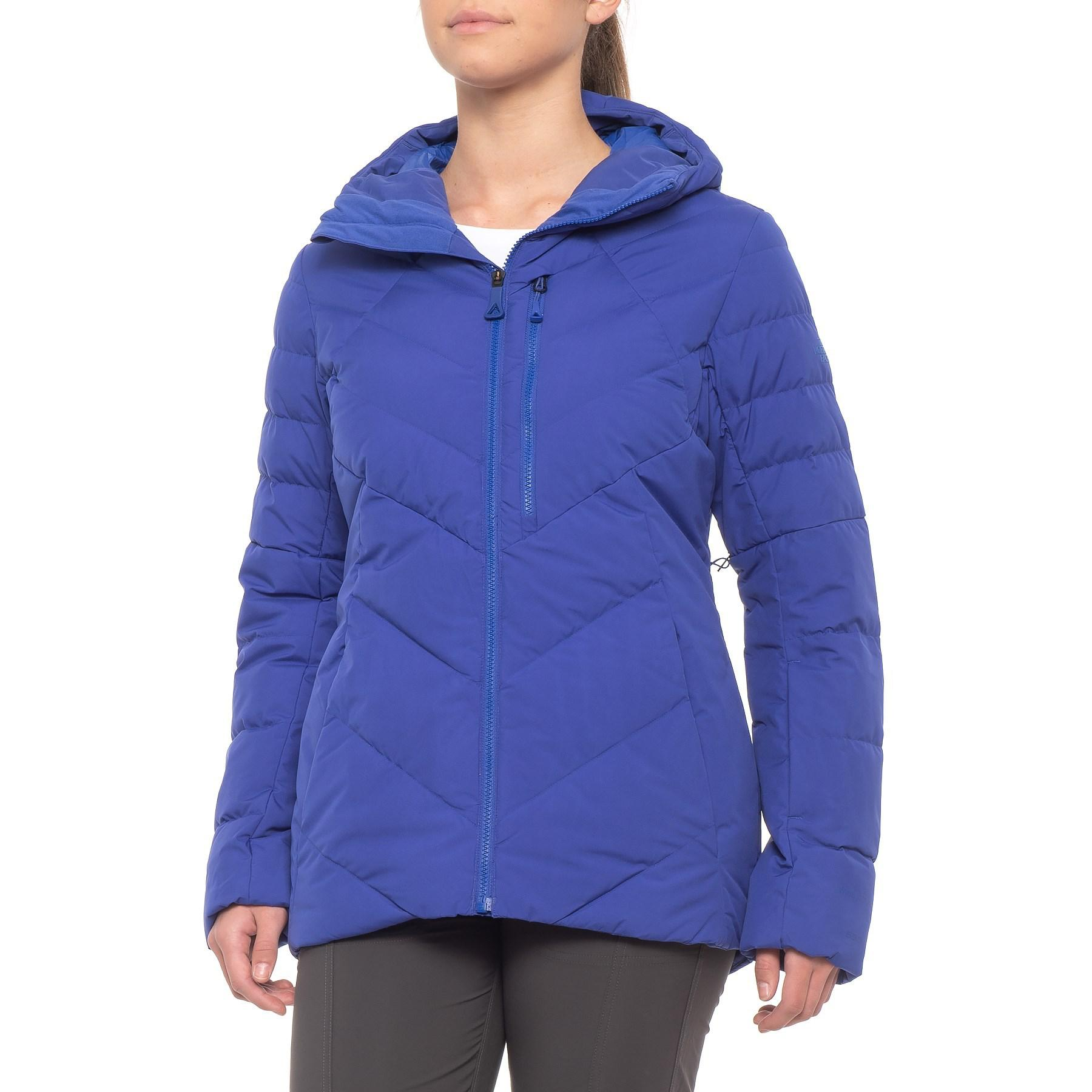 07277088b Lyst - The North Face Corefire Windstopper® Hooded Down Ski Jacket ...