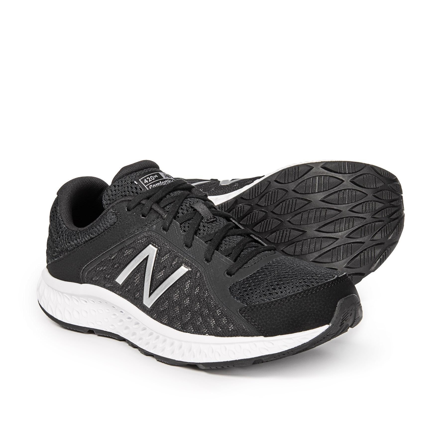 187aa771f Lyst - New Balance 420v4 Running Shoes (for Men) in Black for Men