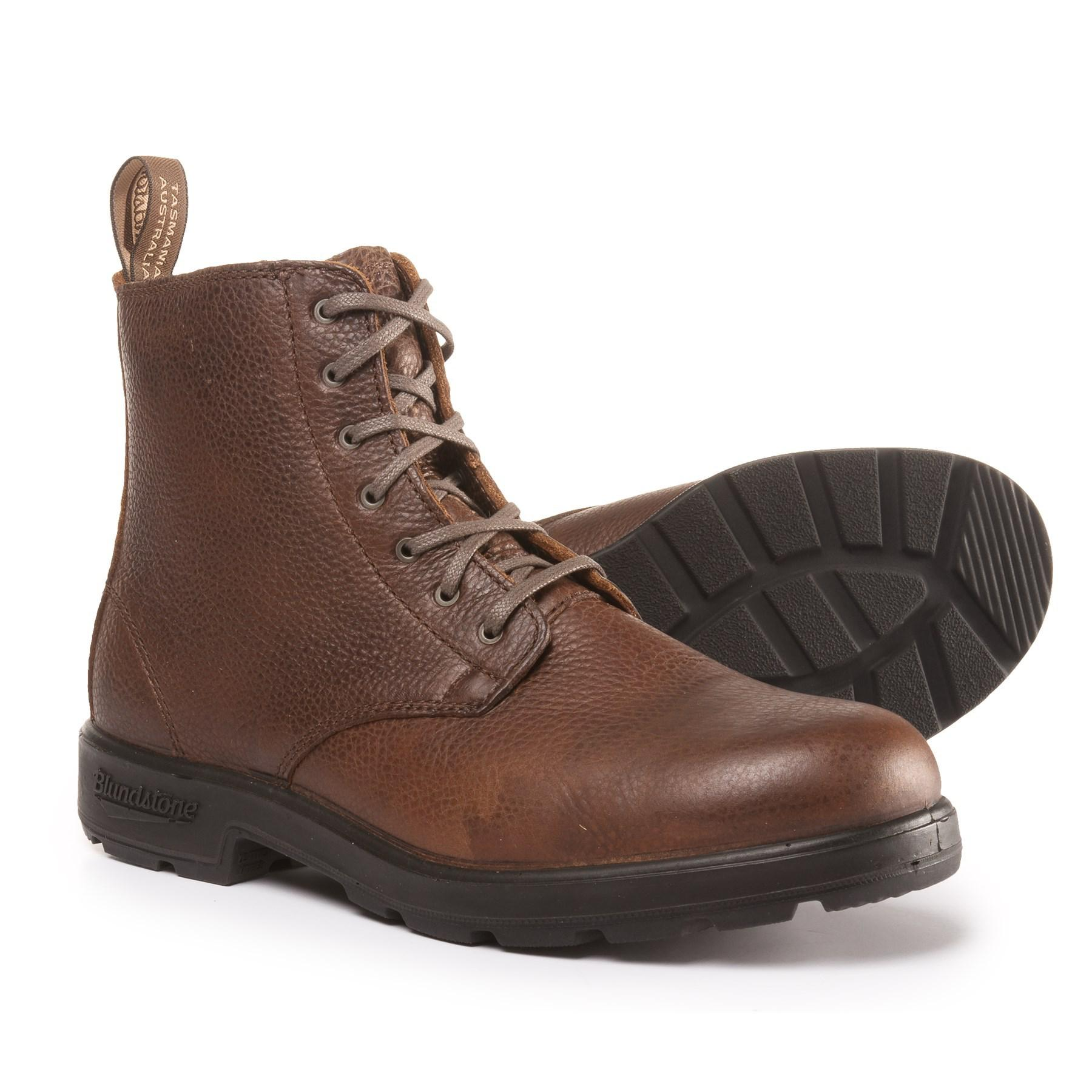 d16055b32f11 Lyst - Blundstone Lace-up Boots in Brown for Men