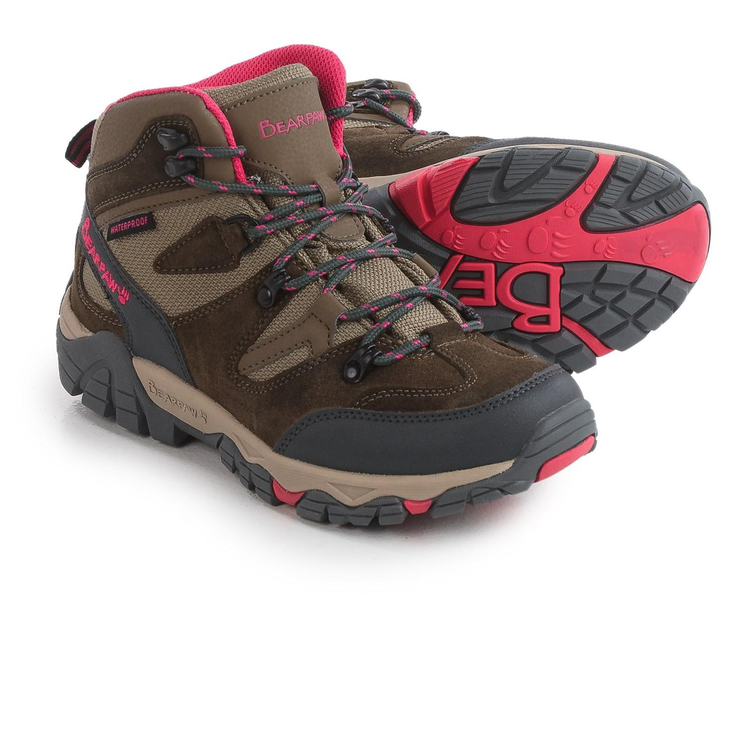 BEARPAW Synthetic Corsica Hiking Boots