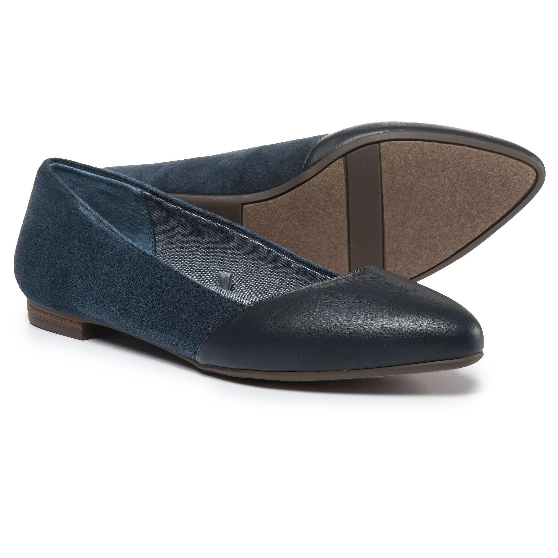 3c3c19788f58 Lyst - Dr. Scholls Vegan-leather Flats (for Women) in Blue