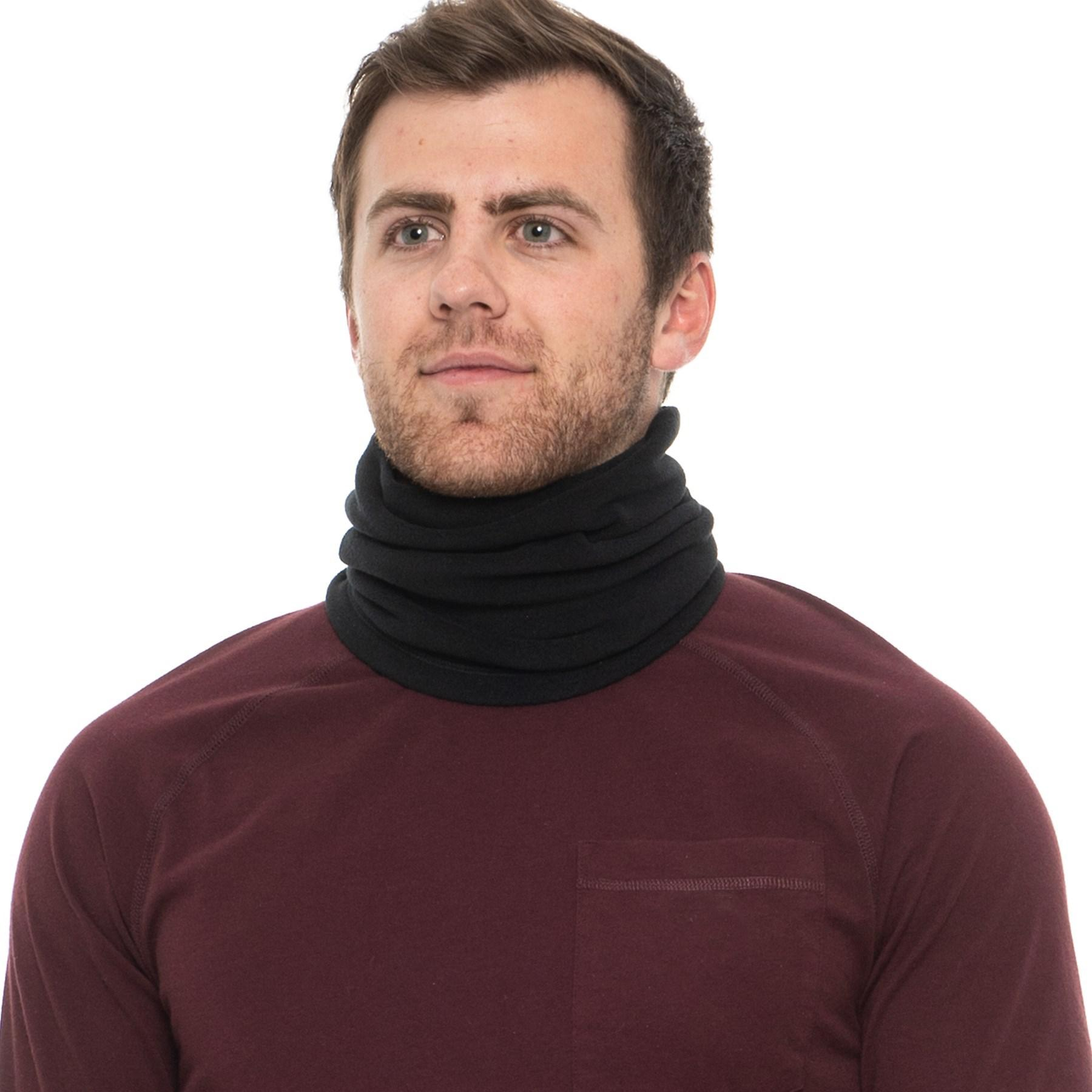 OneSize Farbe Carhartt Force Fleece Neck Gaiter Gr/ö/ße Black