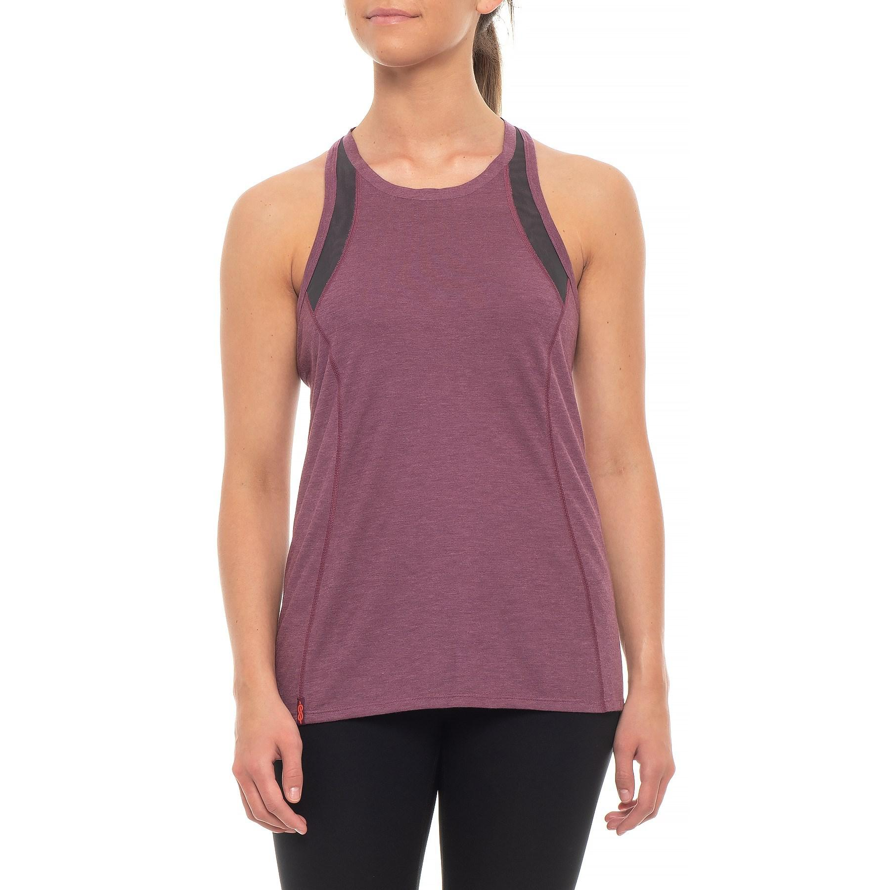 22d5fa97a The North Face Purple Beyond The Wall Tank Top (for Women)