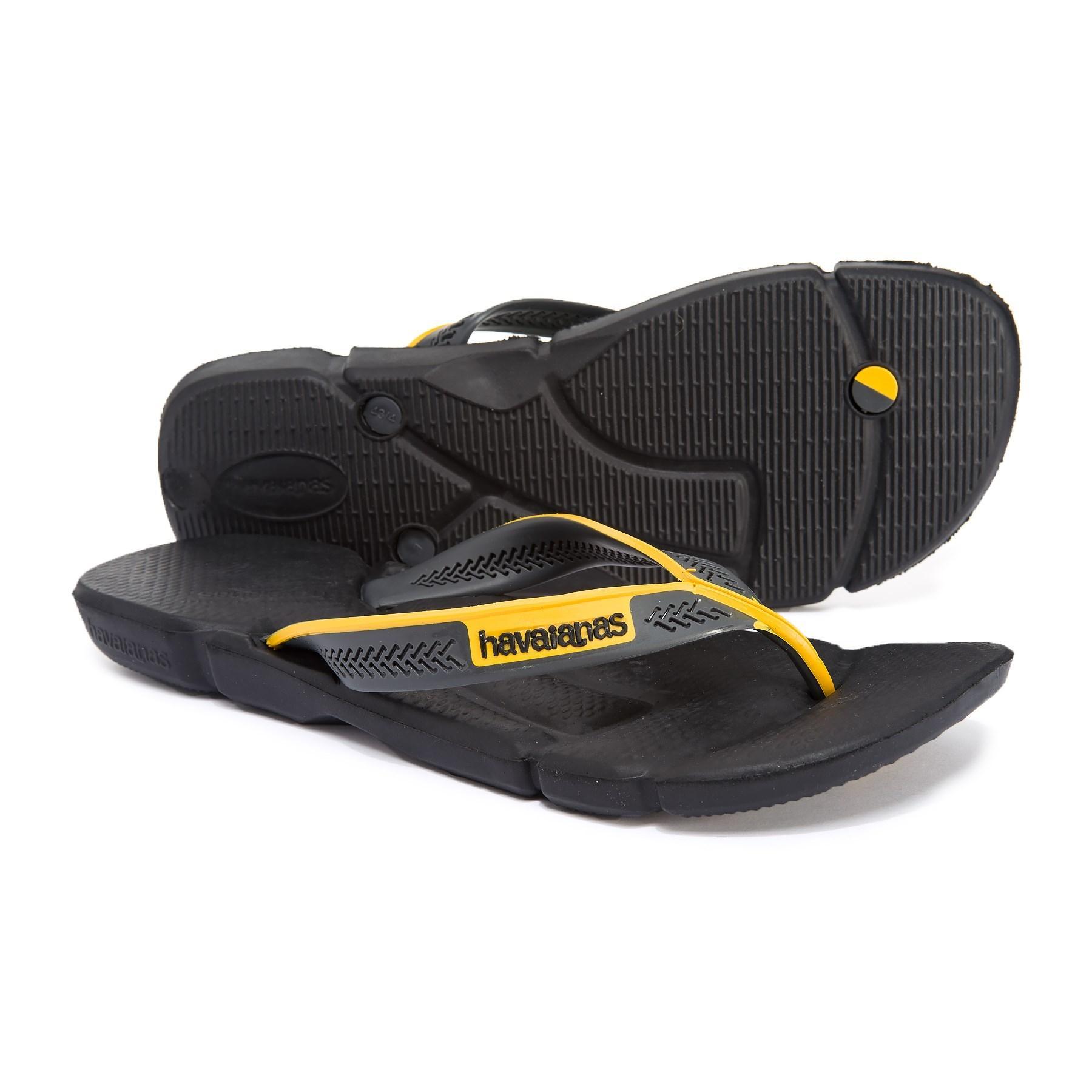 3b30896d8a6 Havaianas - Gray Power Flip-flops (for Men) for Men - Lyst. View fullscreen