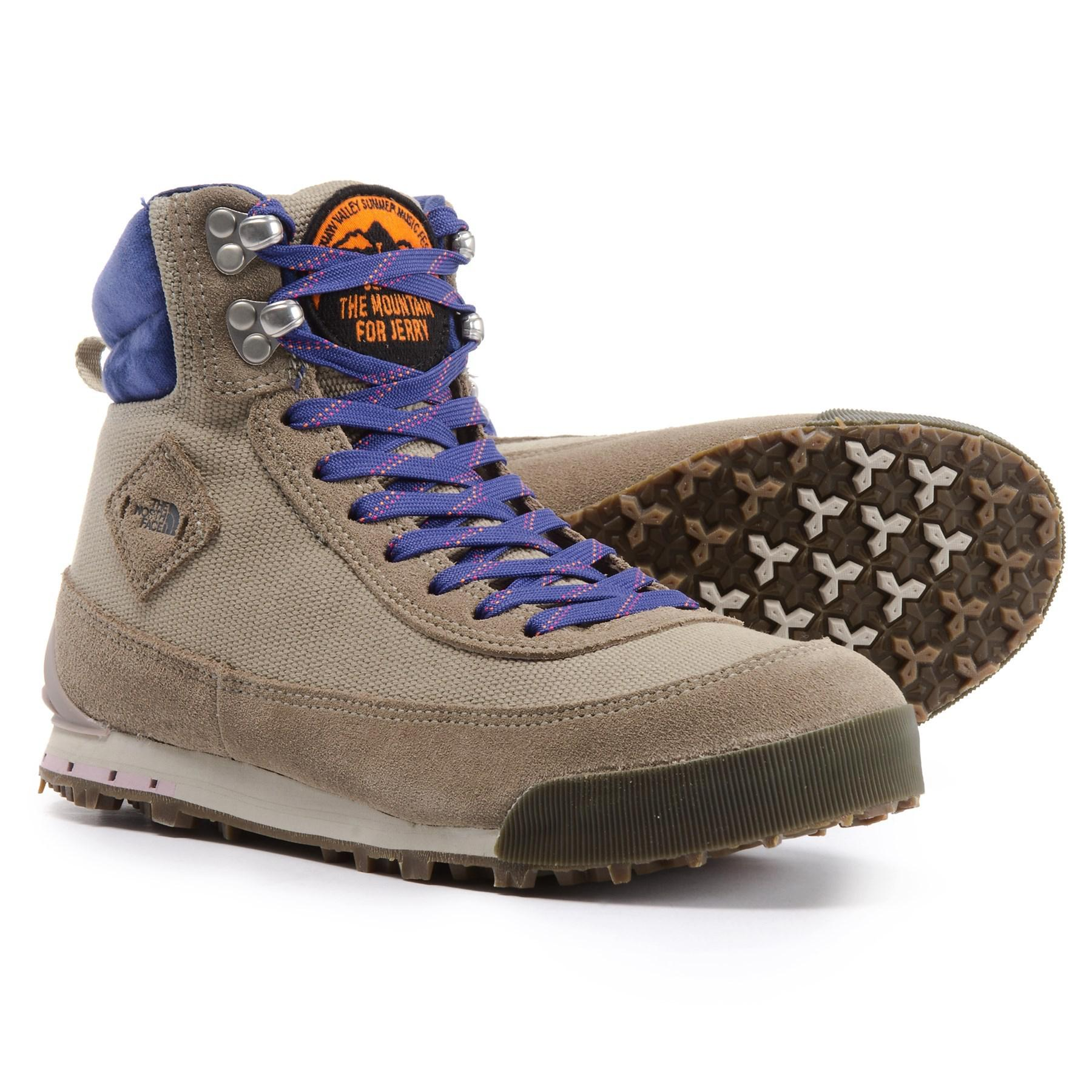 north face back to berkeley boot womens