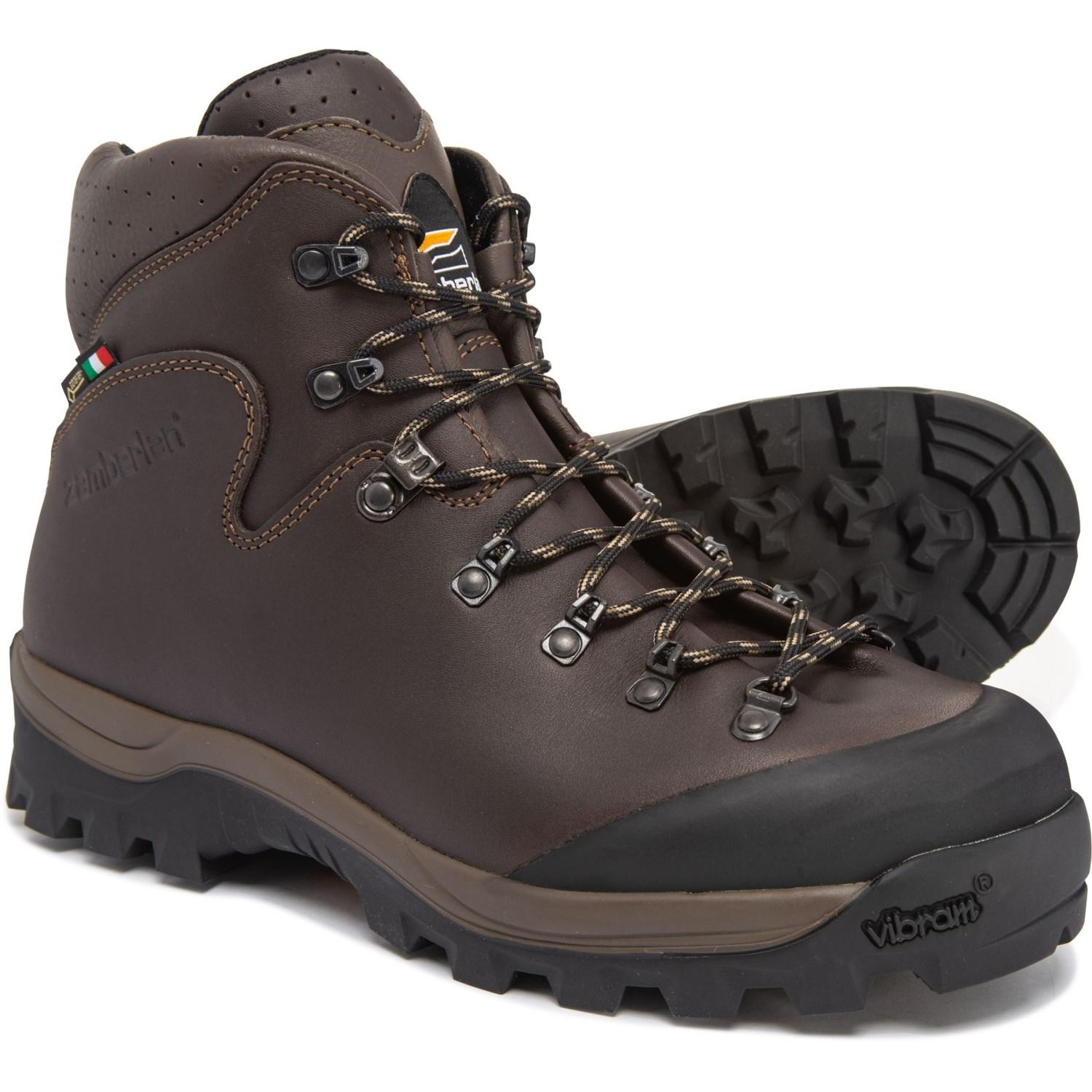 c74cf9d59c4 Men's Brown Made In Italy Haka Gore-tex(r) Rr Hunting Boots