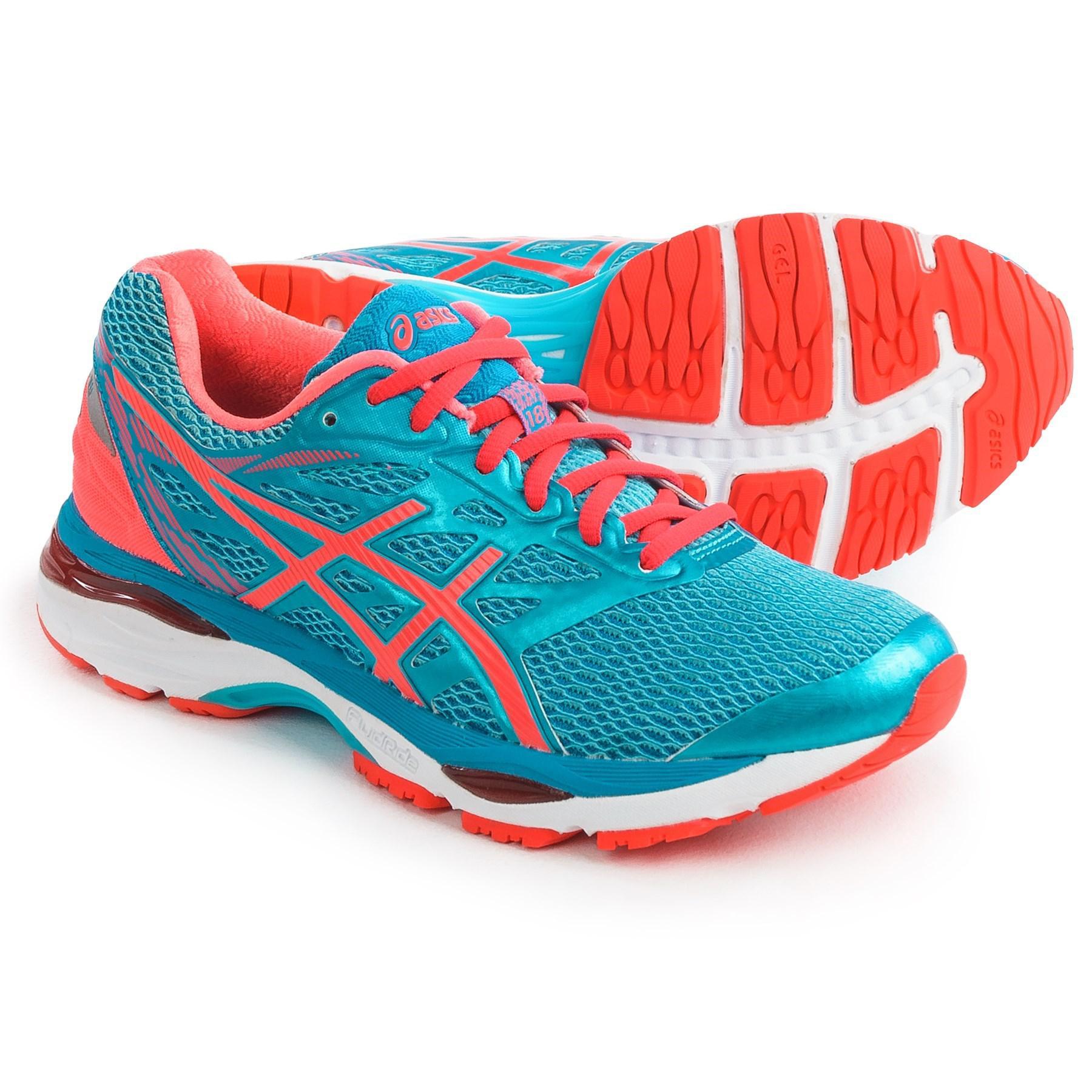 d9528838 Asics Blue Gel-cumulus 18 Running Shoes (for Women)