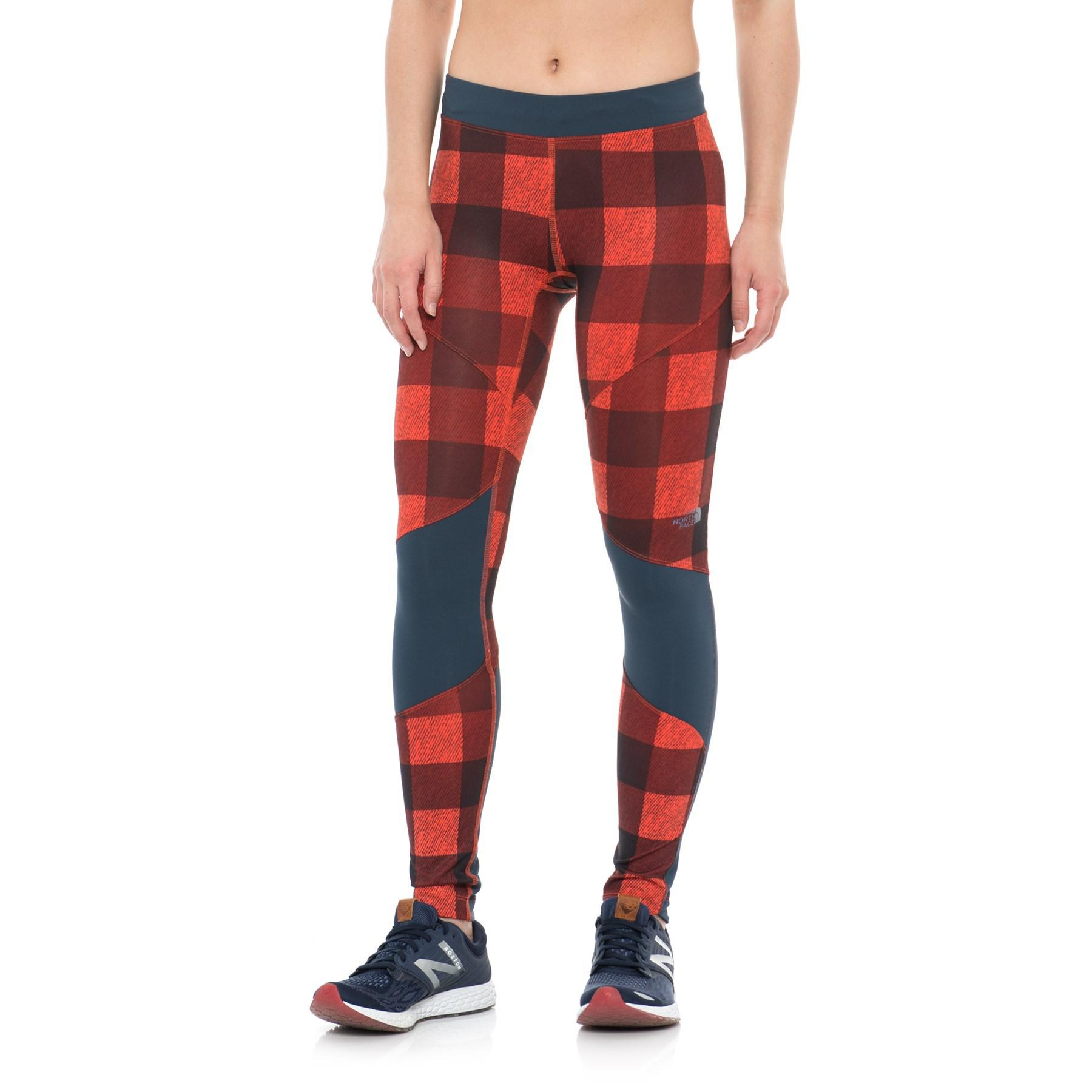 d72398ec3 The North Face Red Motus Running Tights Iii (for Women)