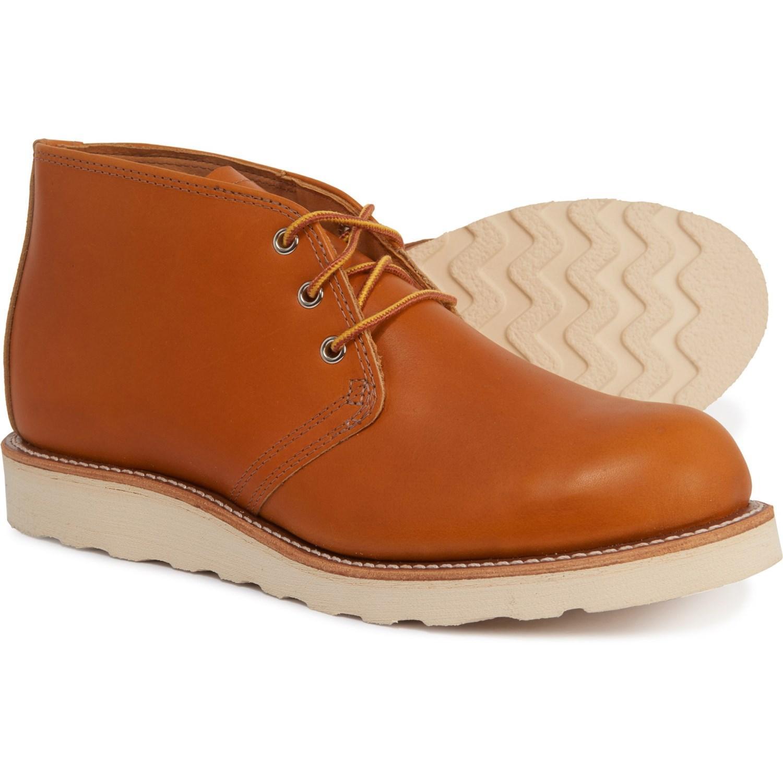 b5036e7b6d4 Men's Brown Irish Setter Chukka Boots