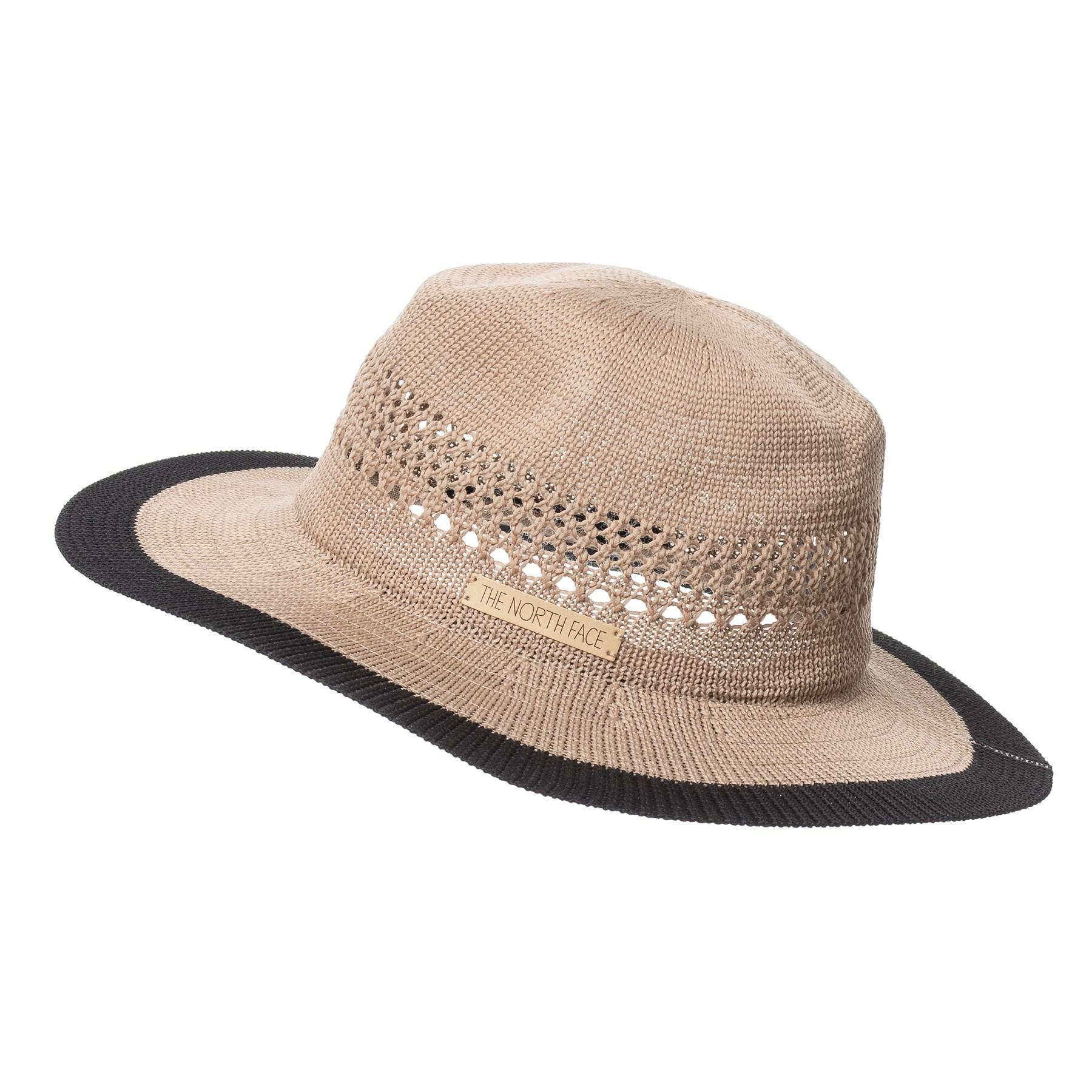 a67a5c953 The North Face Natural Packable Panama Hat (for Women)